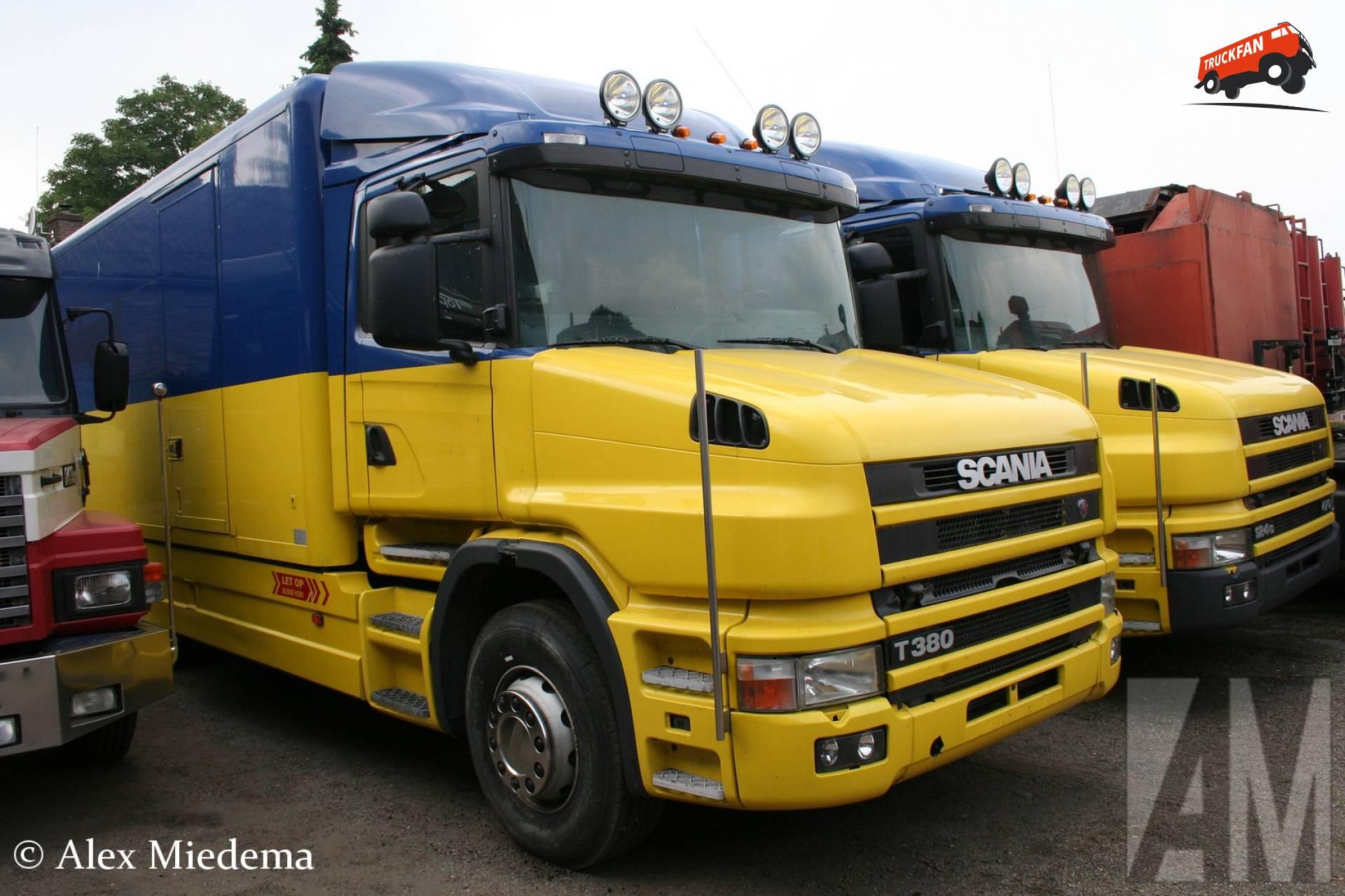 Scania T380