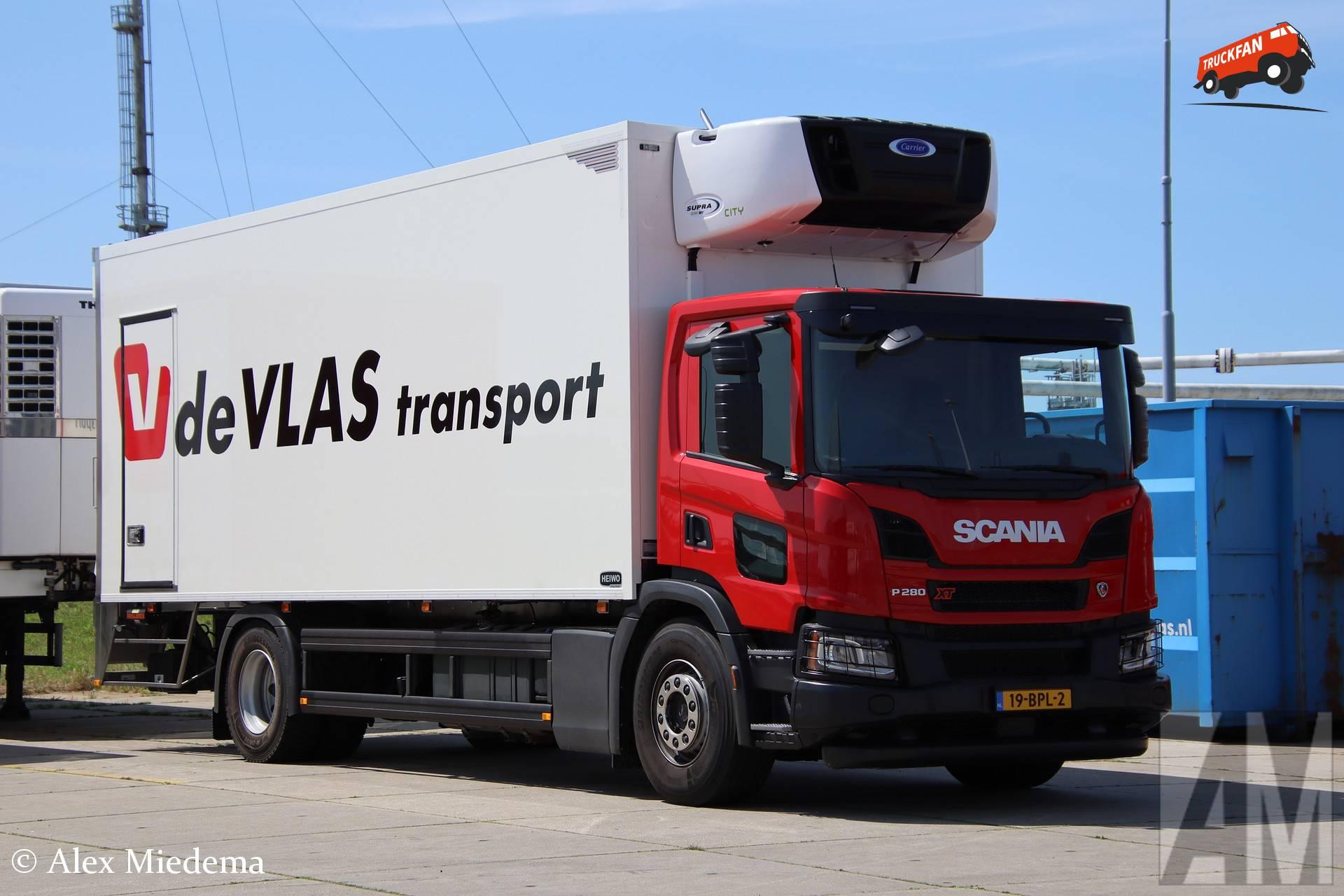 Scania P280 XT