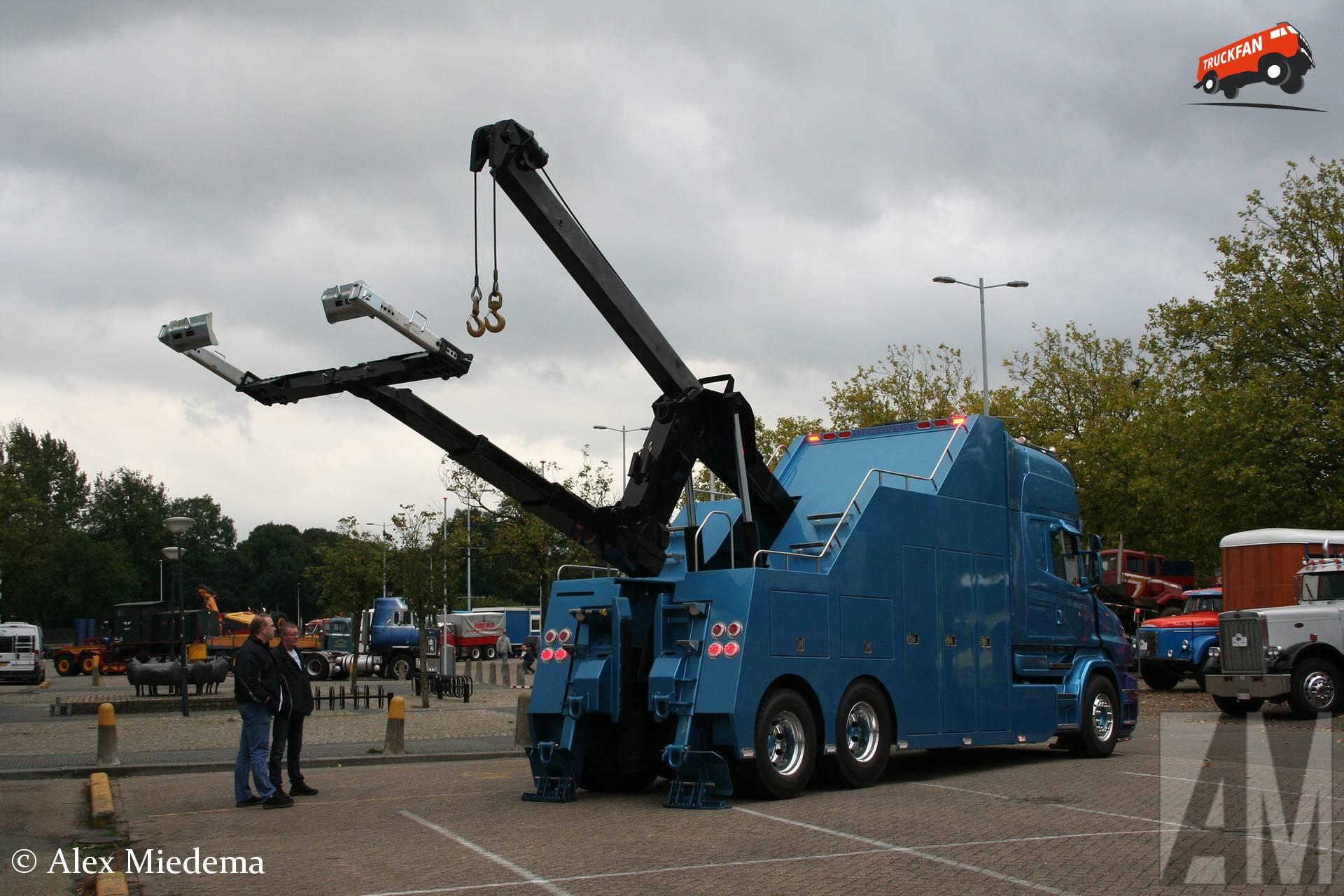 Scania T500