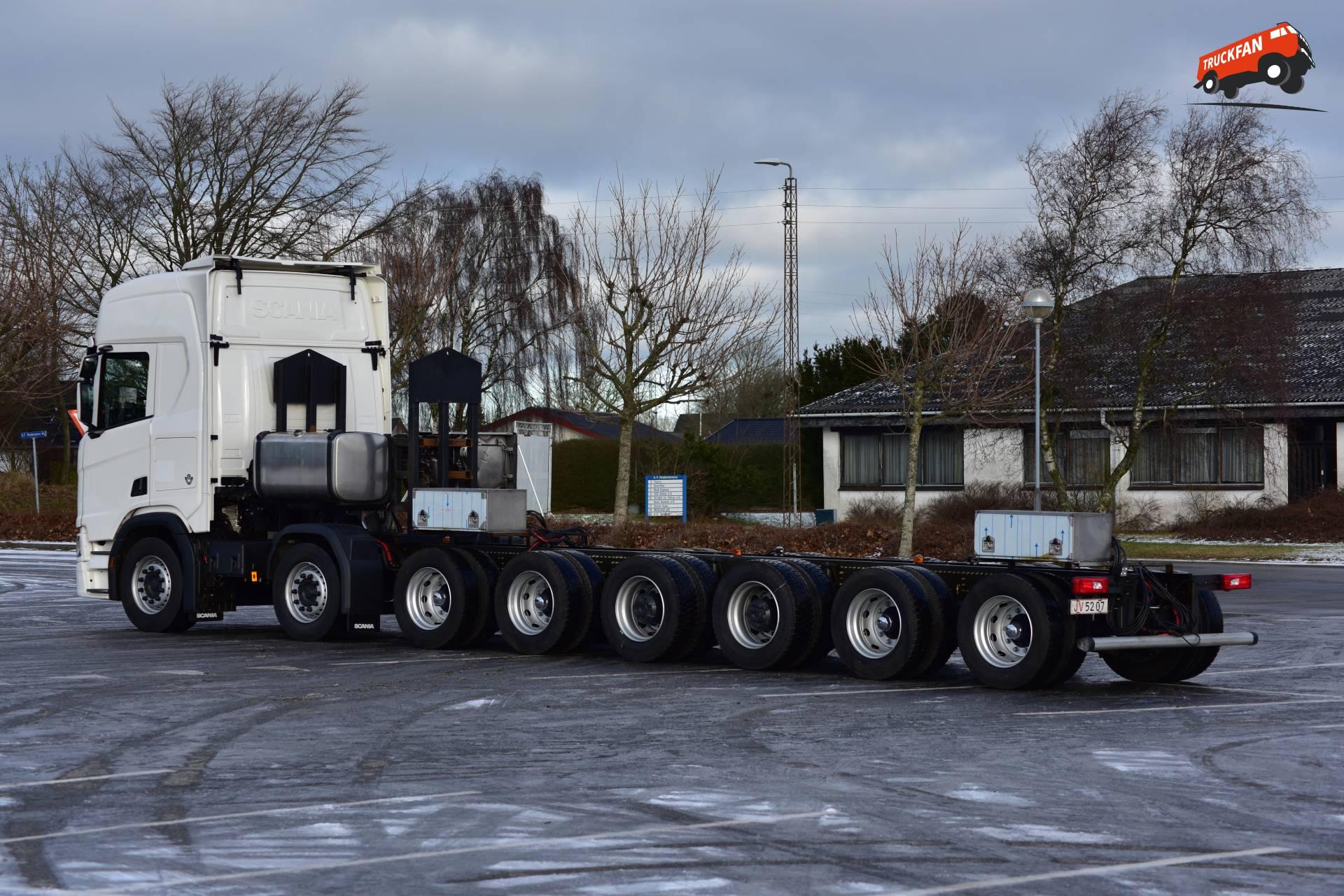 Scania R730 (New)