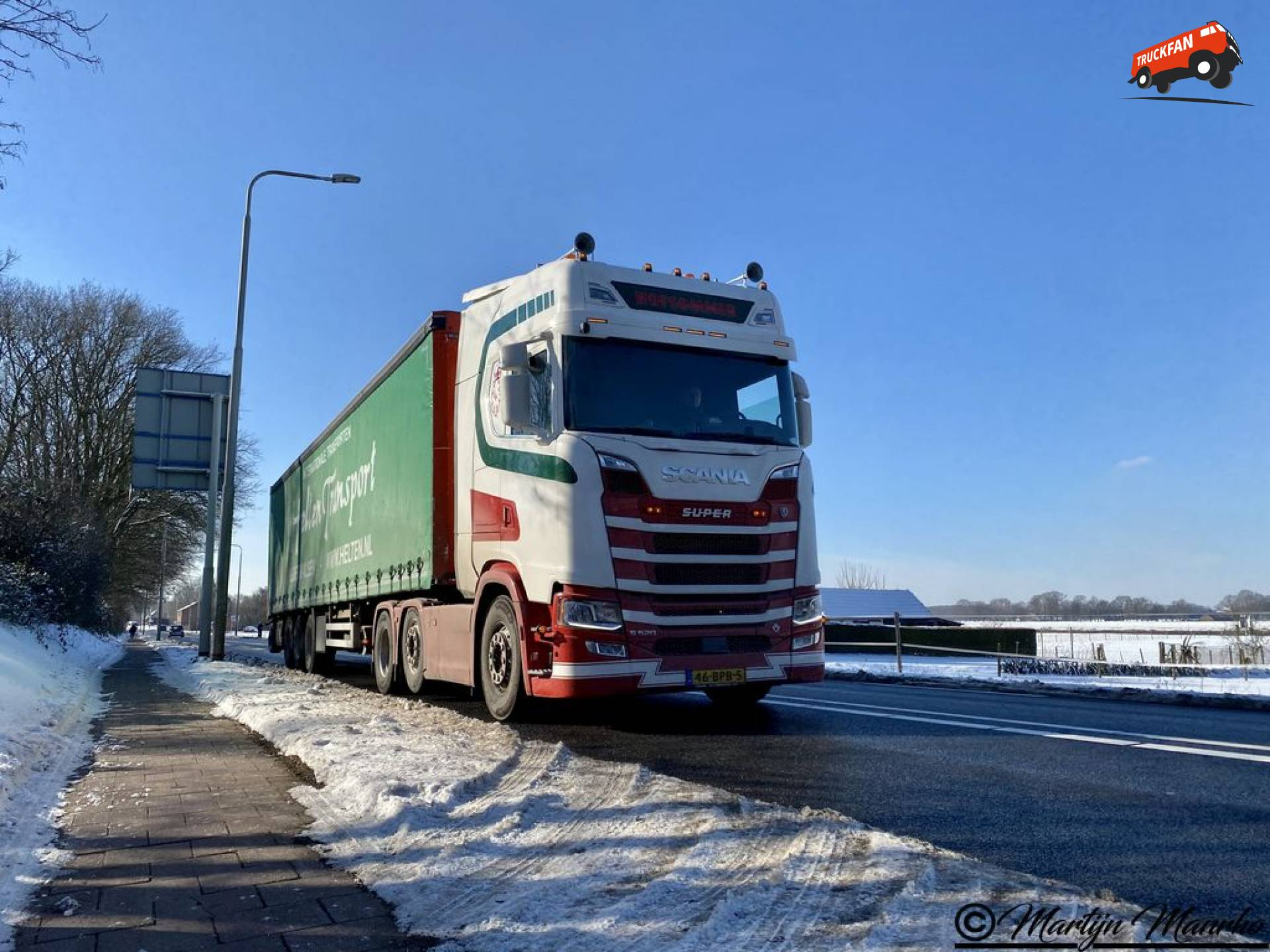 Scania R520 (new)