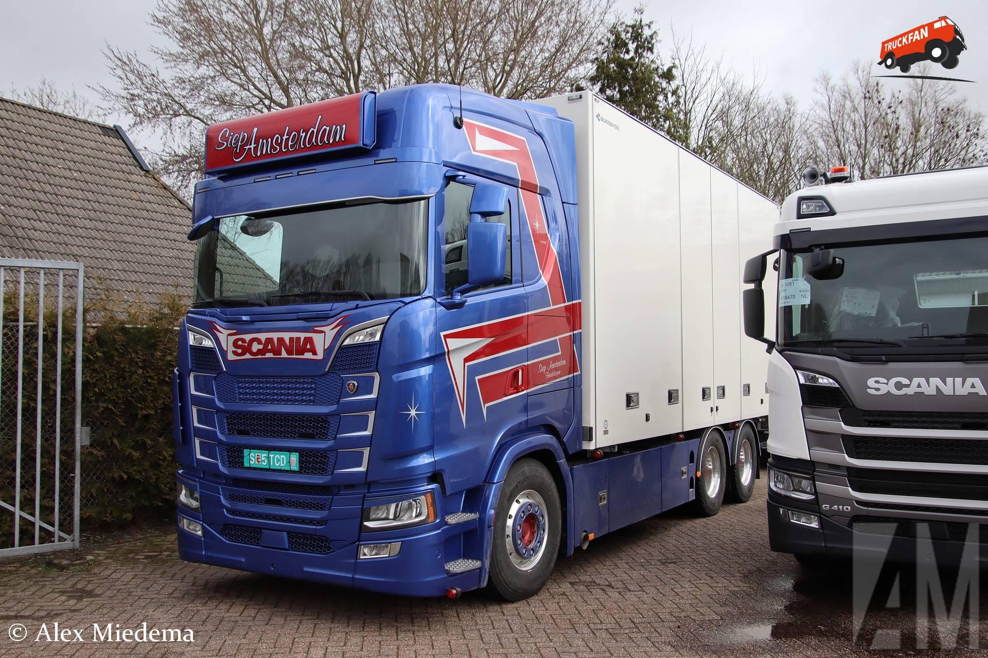 Scania S-serie