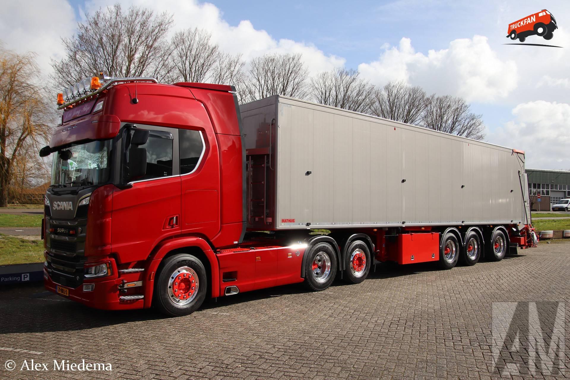 Scania R520 (new)