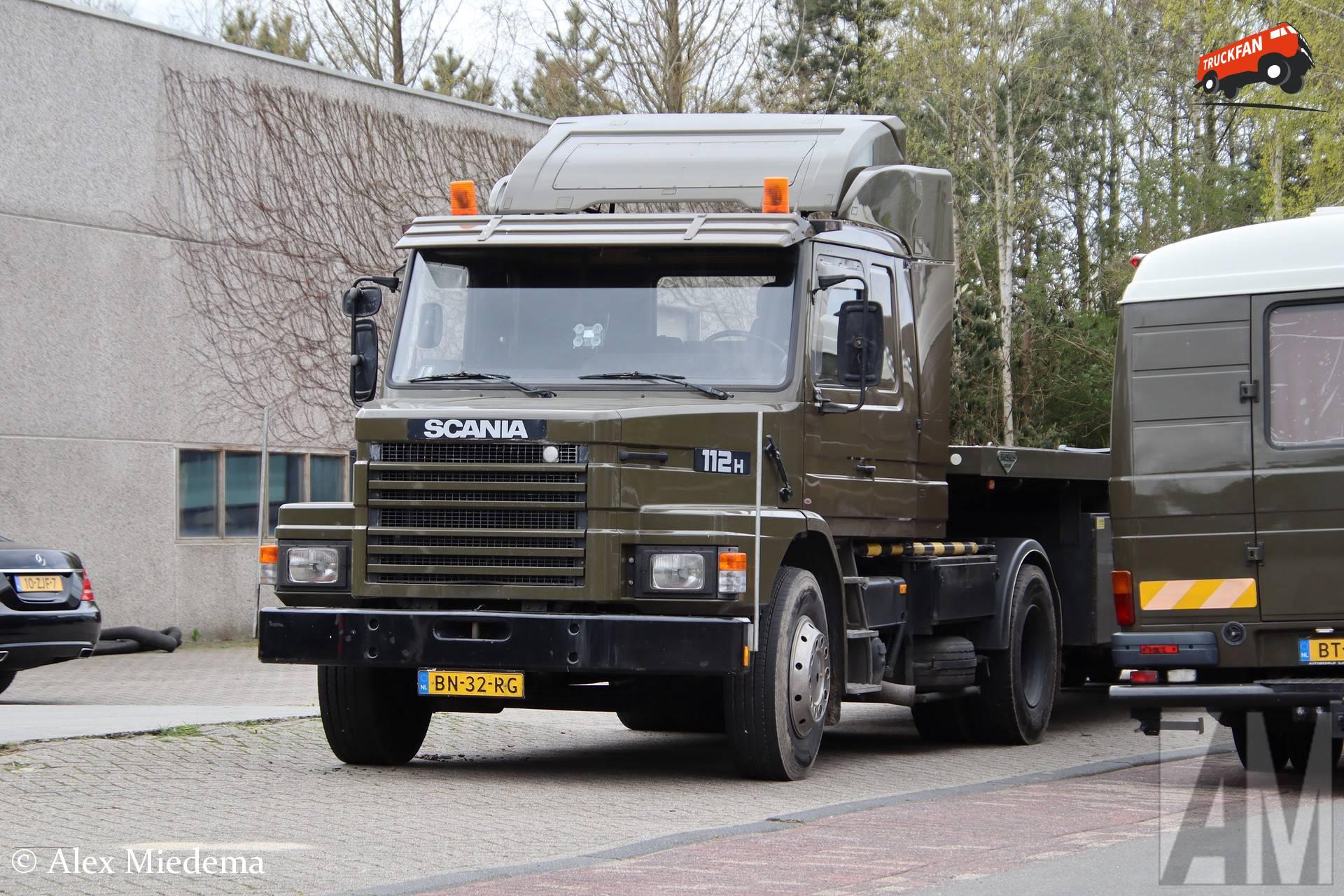 Scania T112