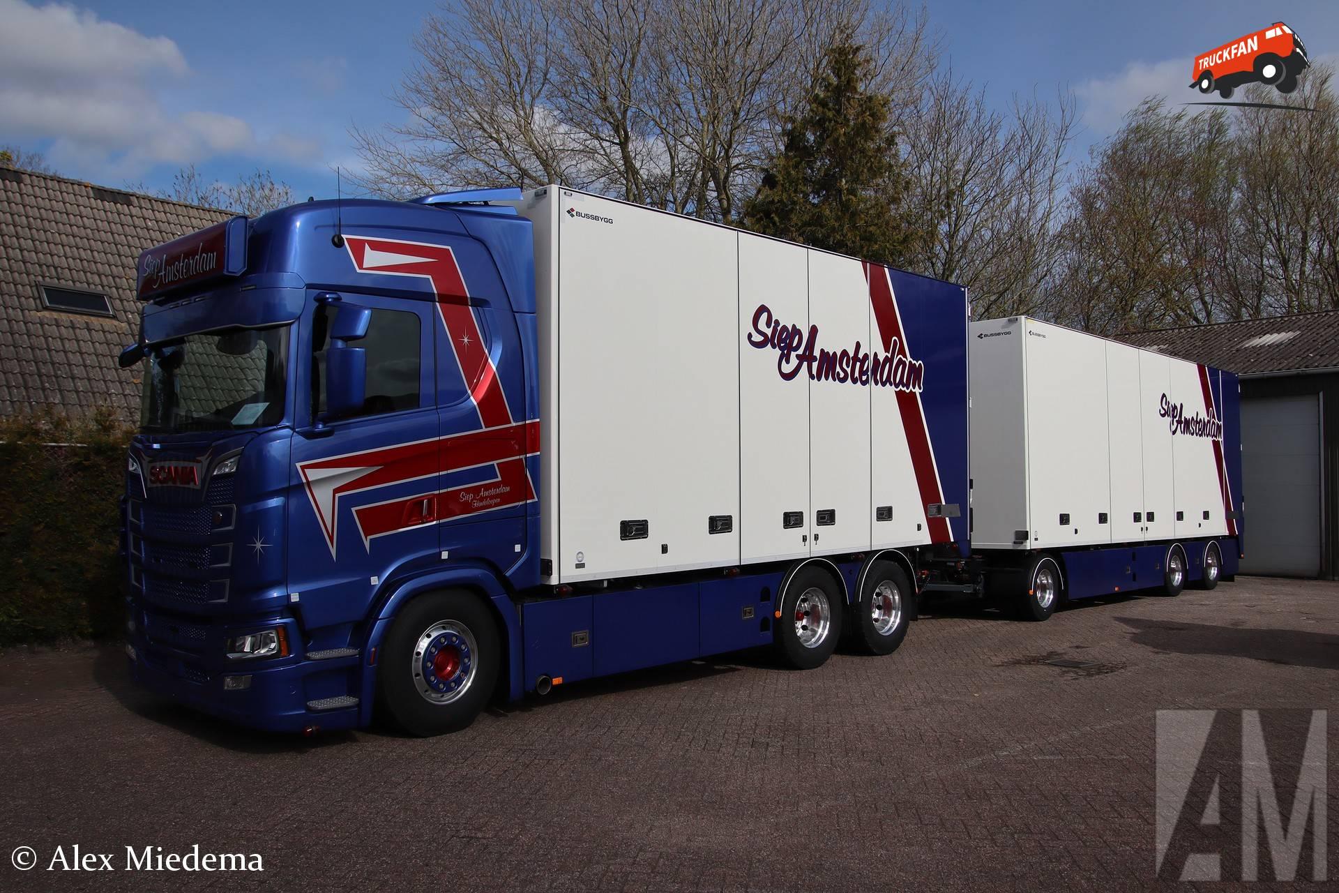 Scania 650S