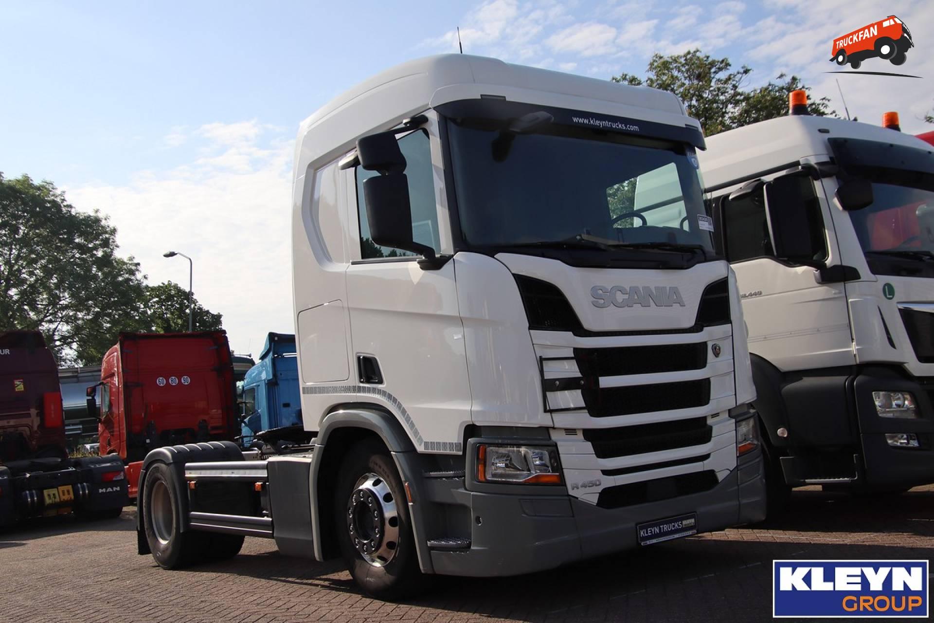 Scania R450 (new)