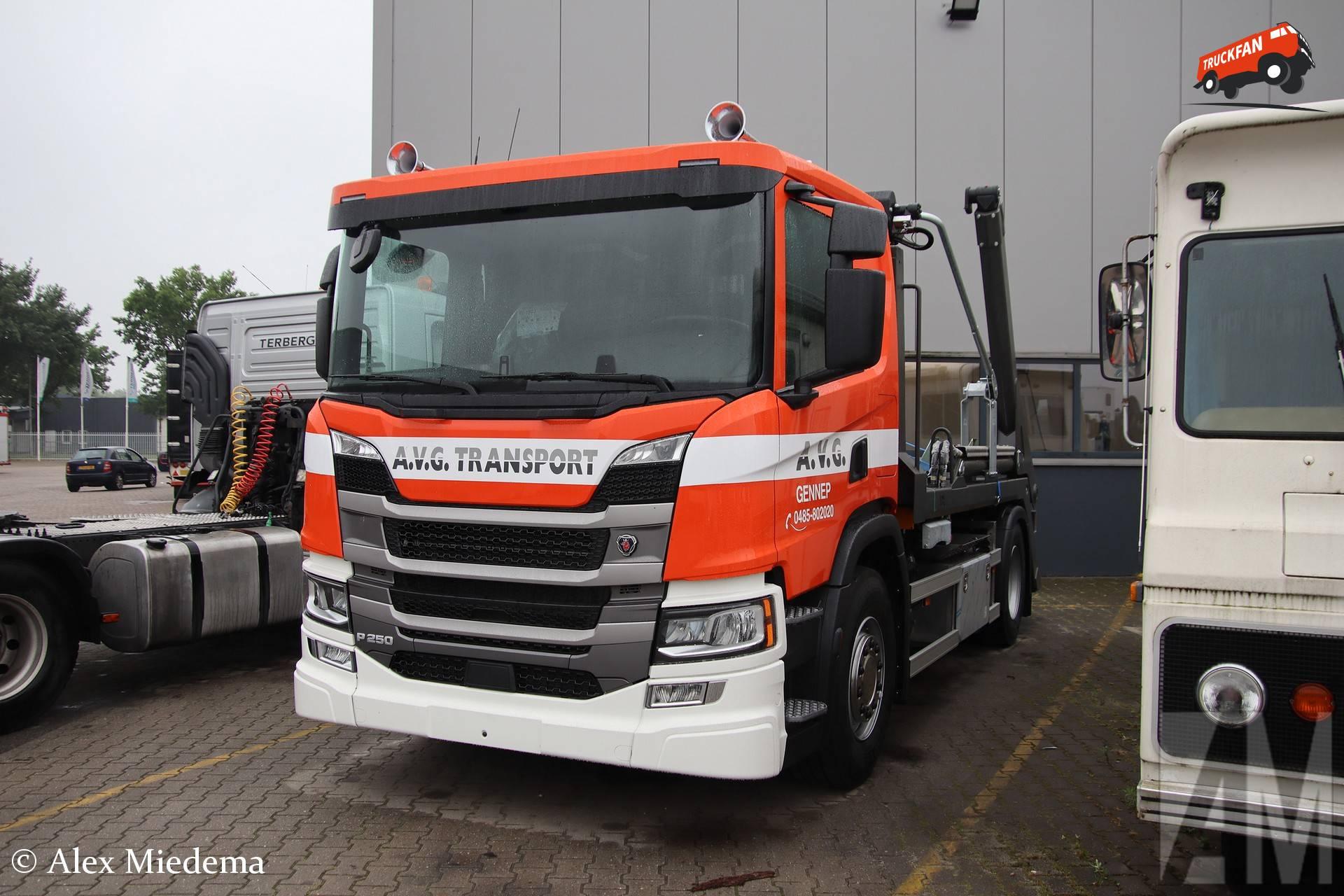Scania P250