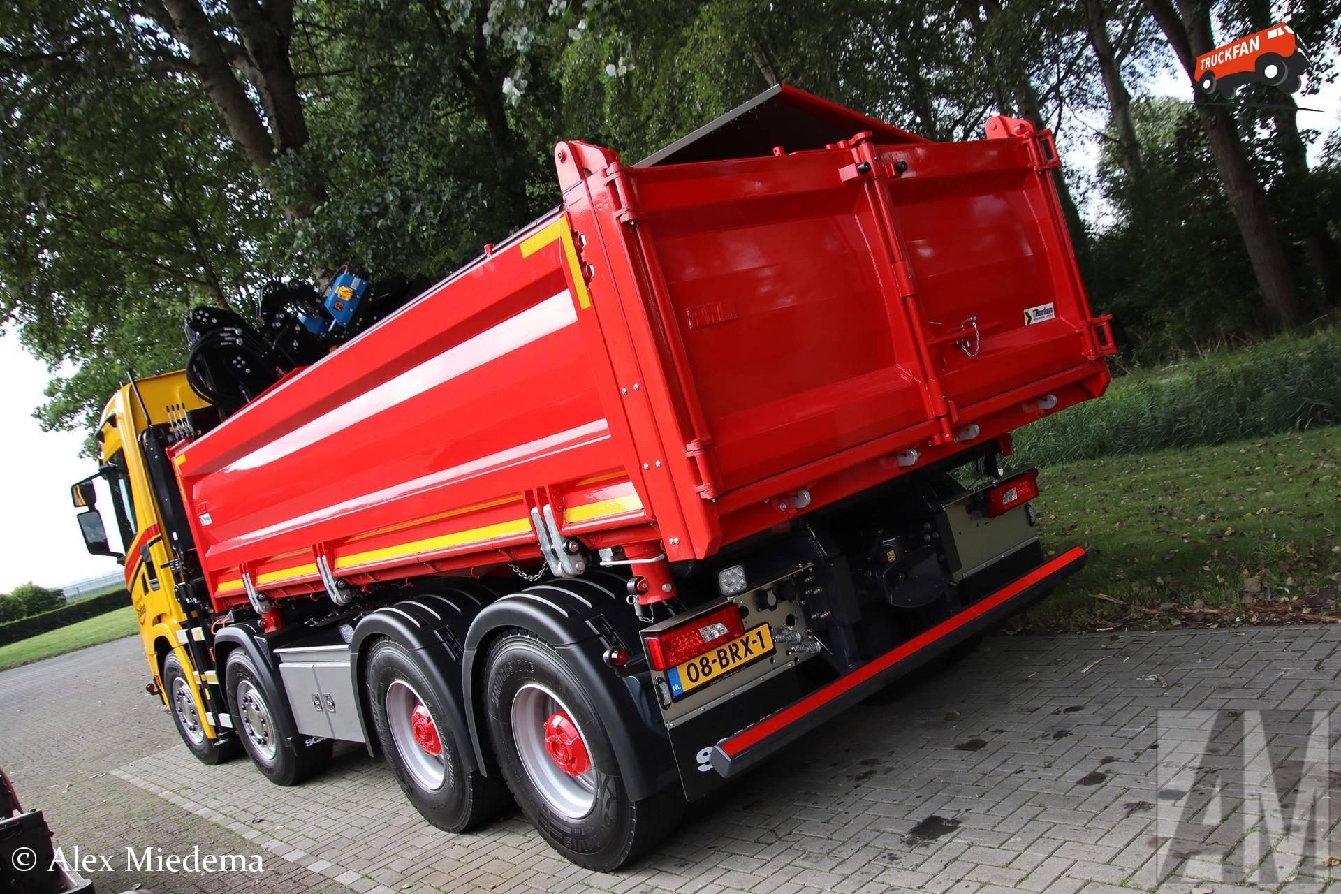 Scania G450