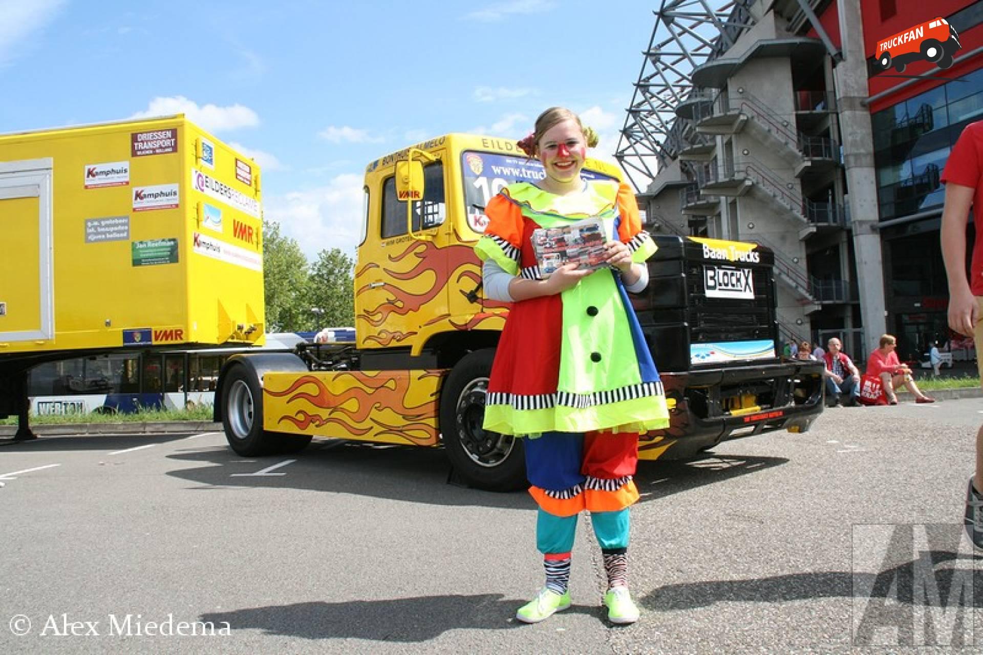 Scania Lady