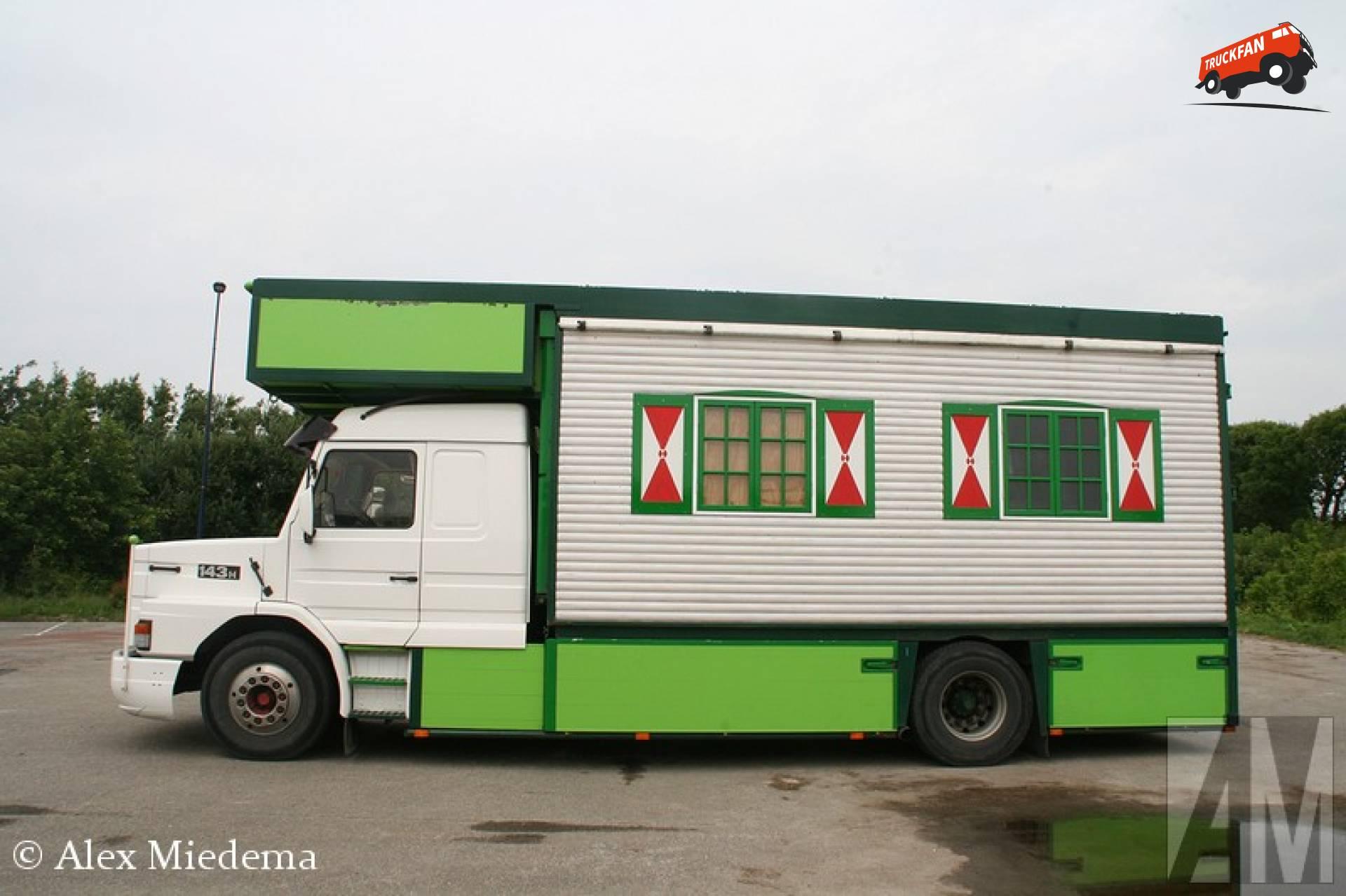 Scania T143