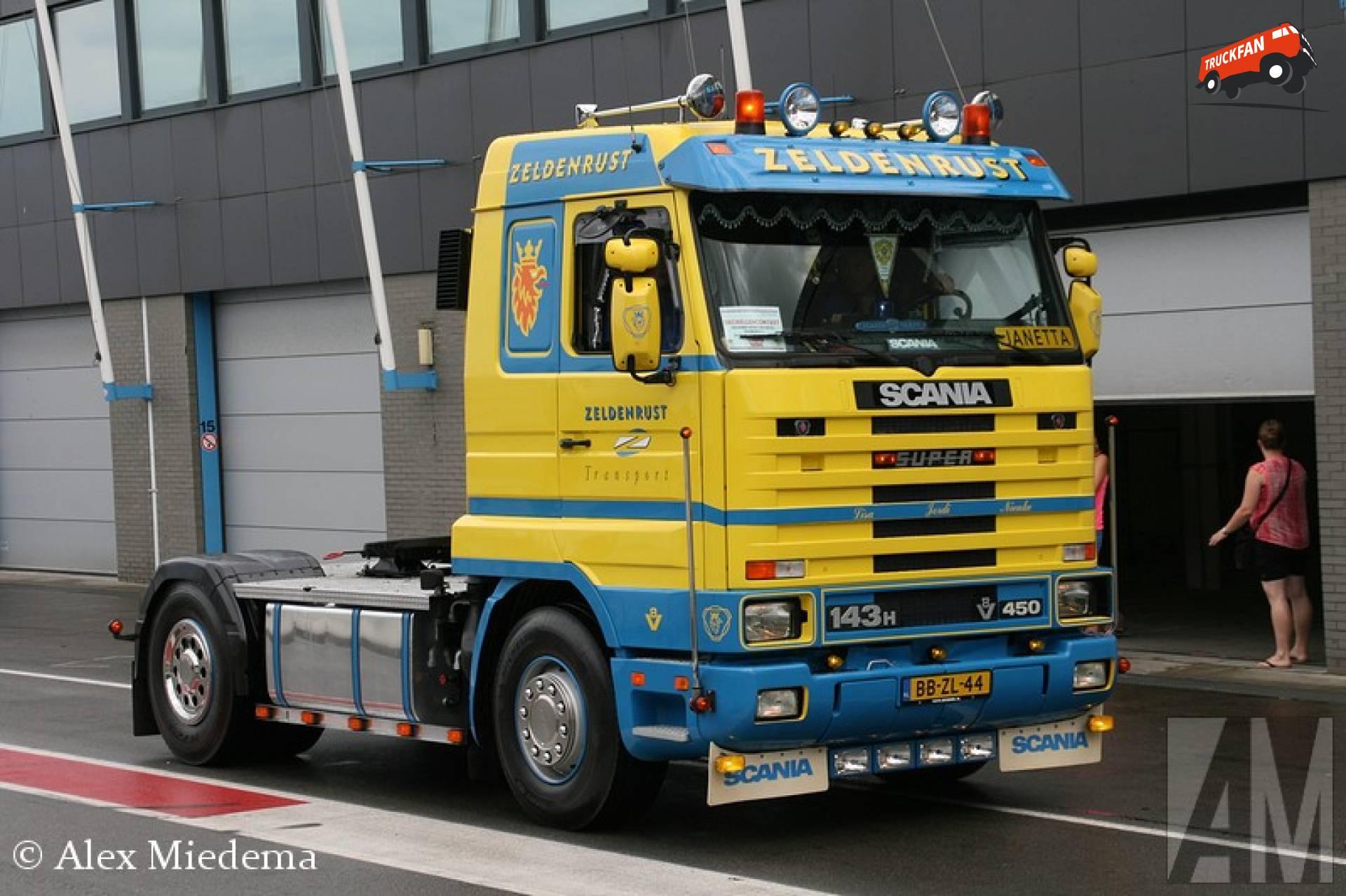 Scania 143 Streamline