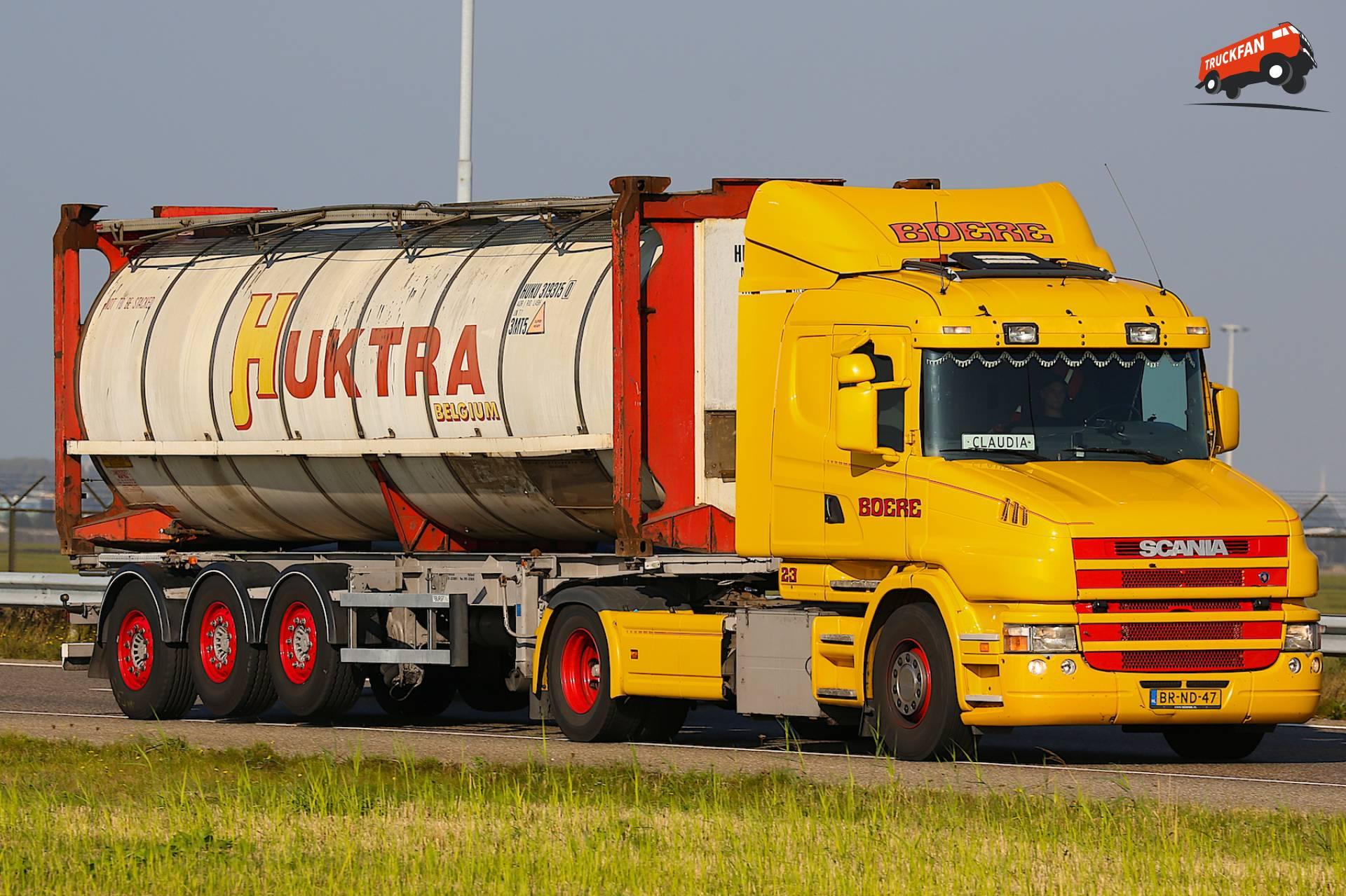 Scania T420