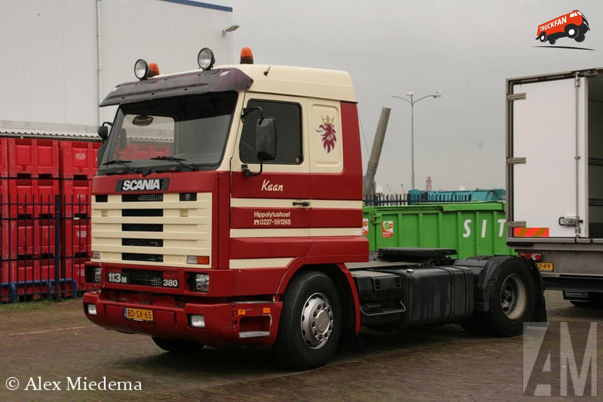 Scania 113 Streamline