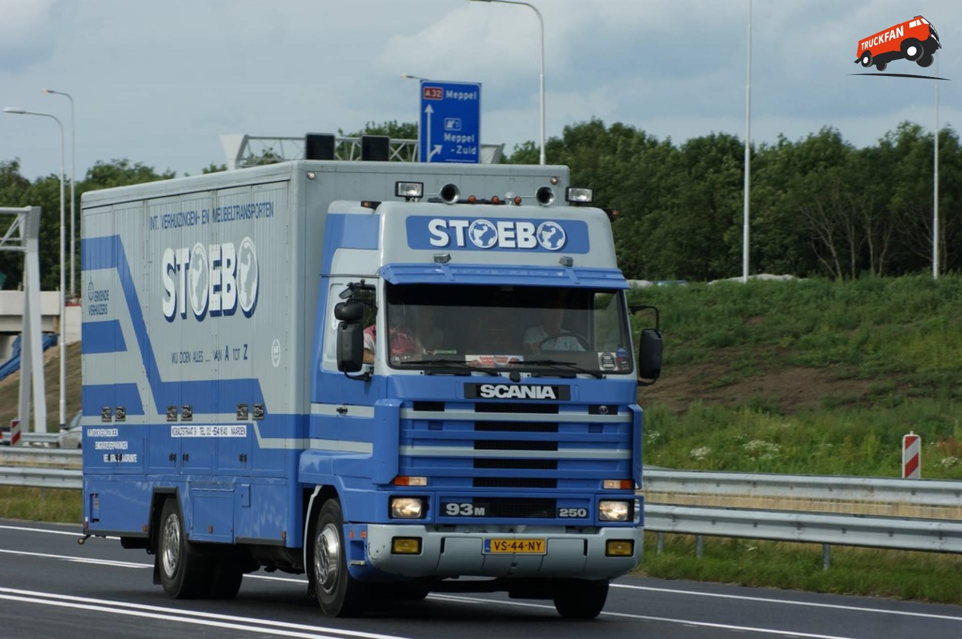 Scania 93 Streamline