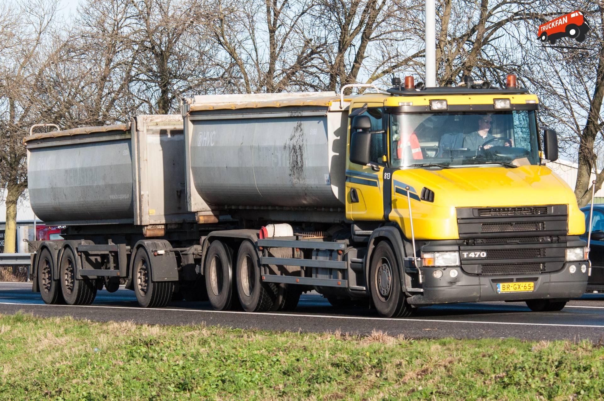 Scania T470