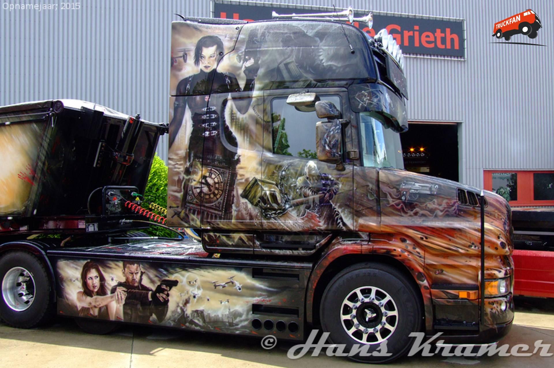 Scania T-serie