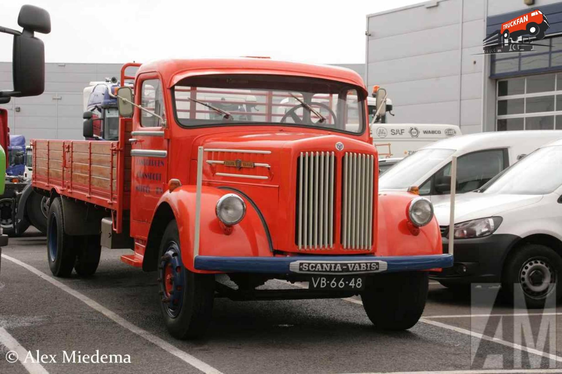Scania-Vabis onbekend/overig
