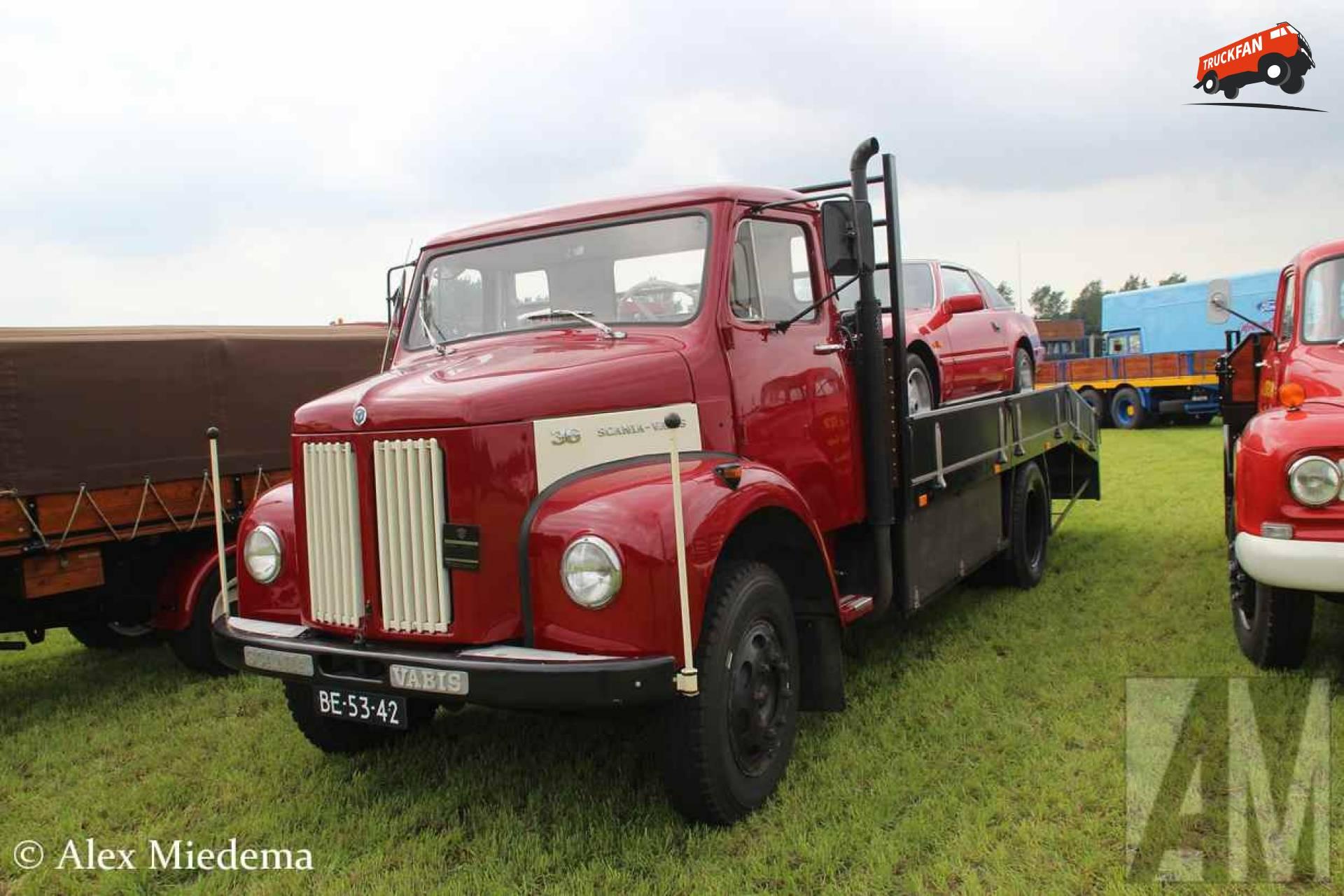 Scania-Vabis L36