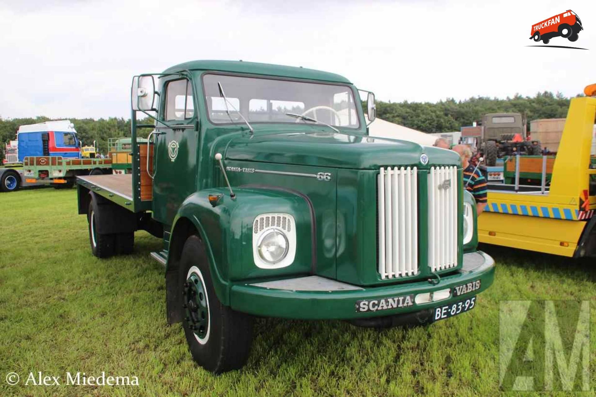 Scania-Vabis L66