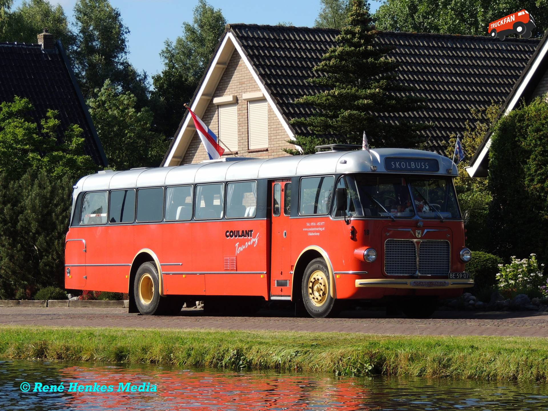 Scania-Vabis B56