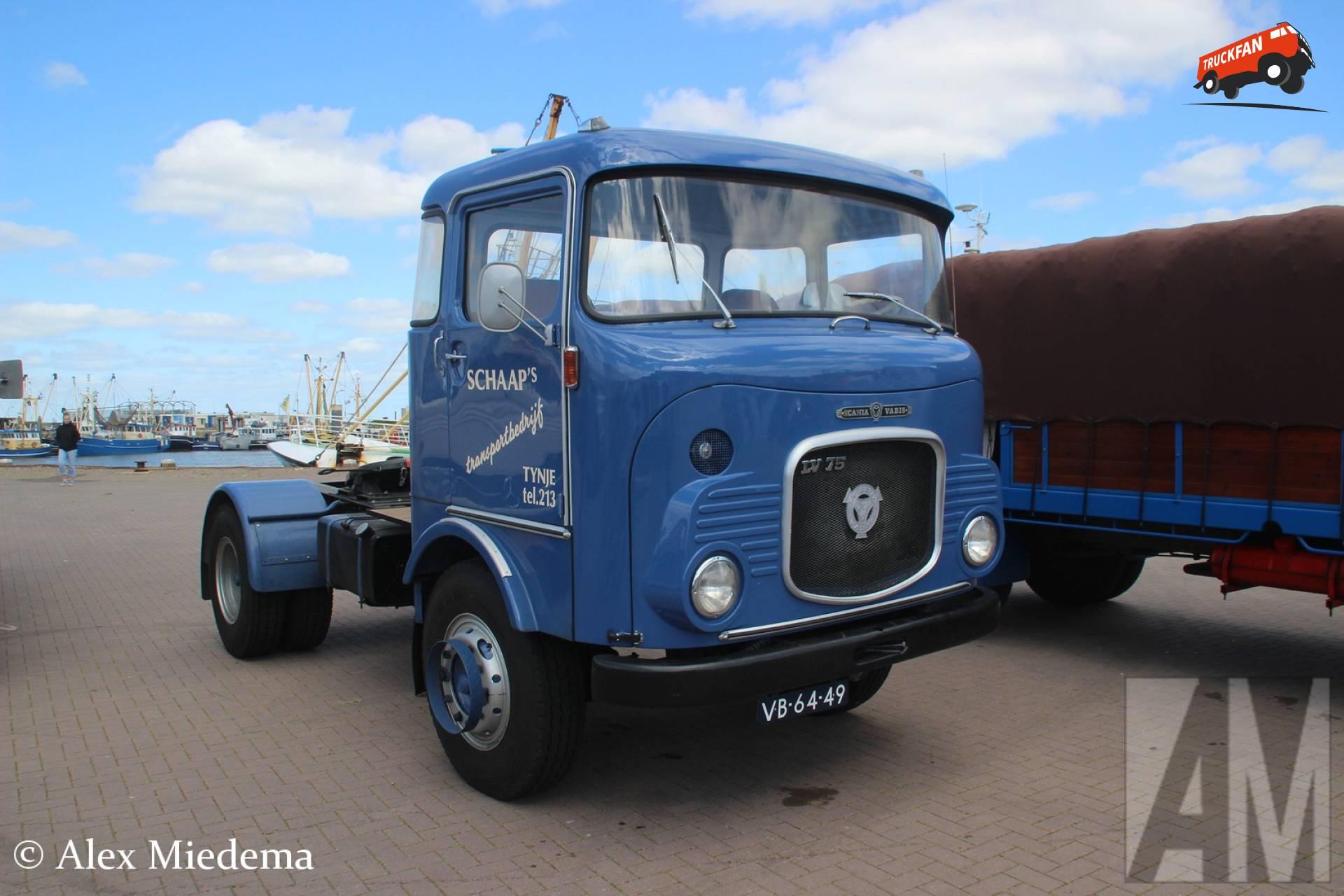 Scania-Vabis LV75