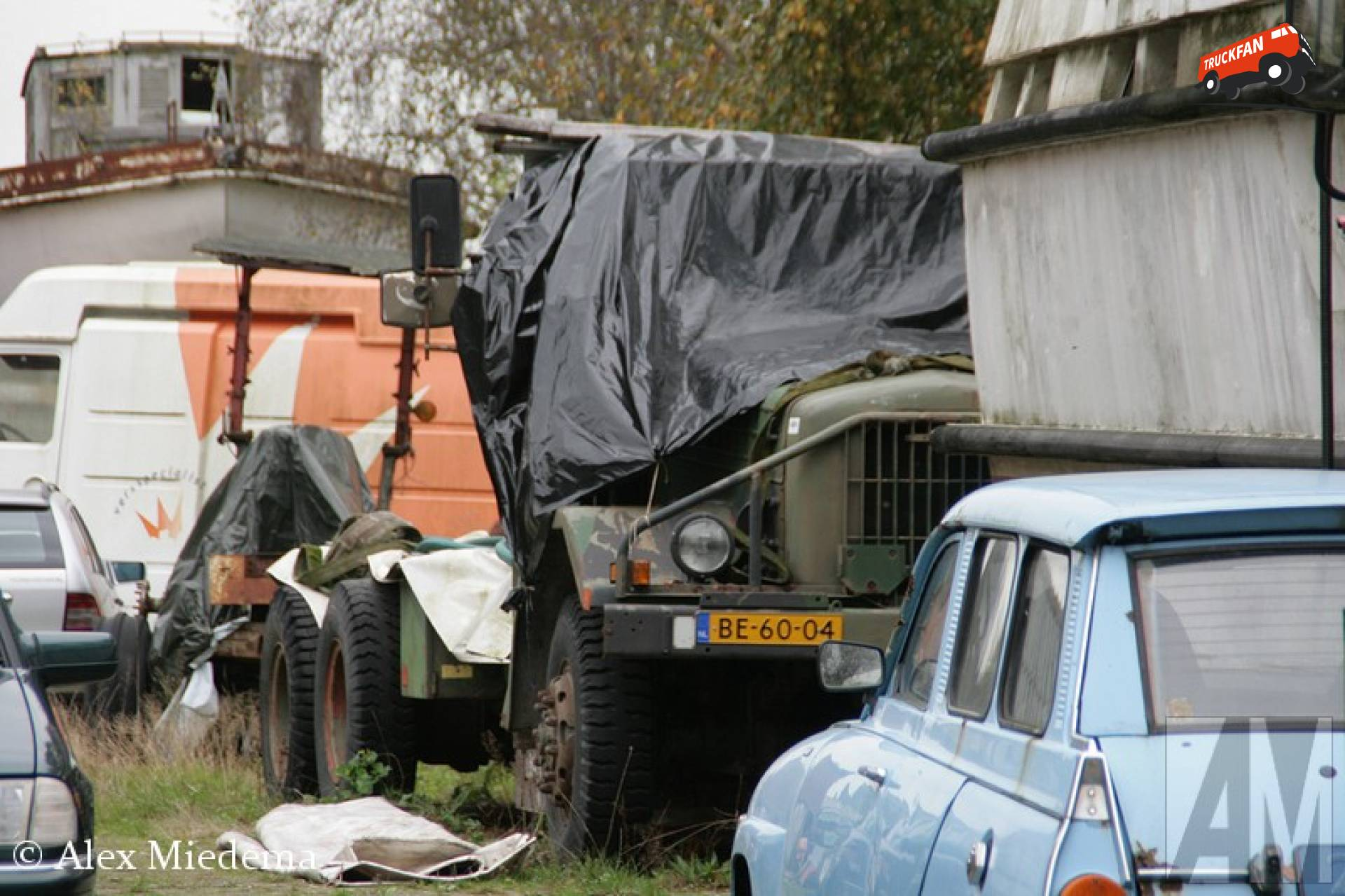 Scania-Vabis LA82