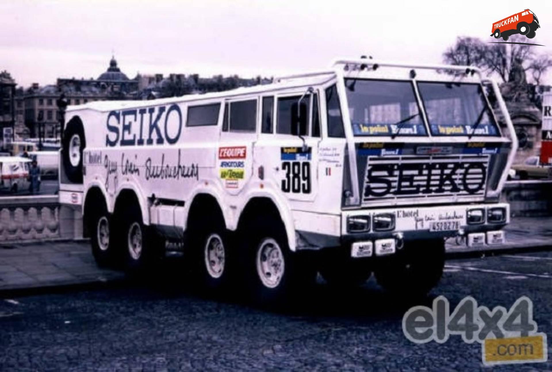 Seiko Proto