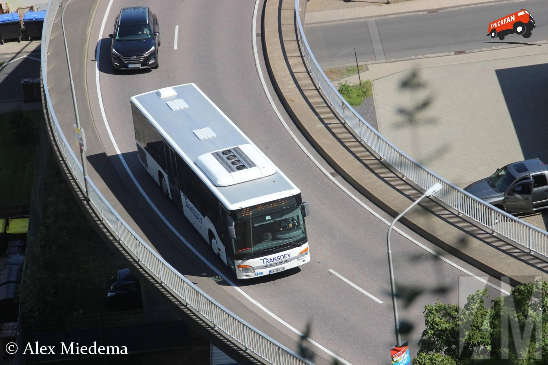 Setra lijnbus