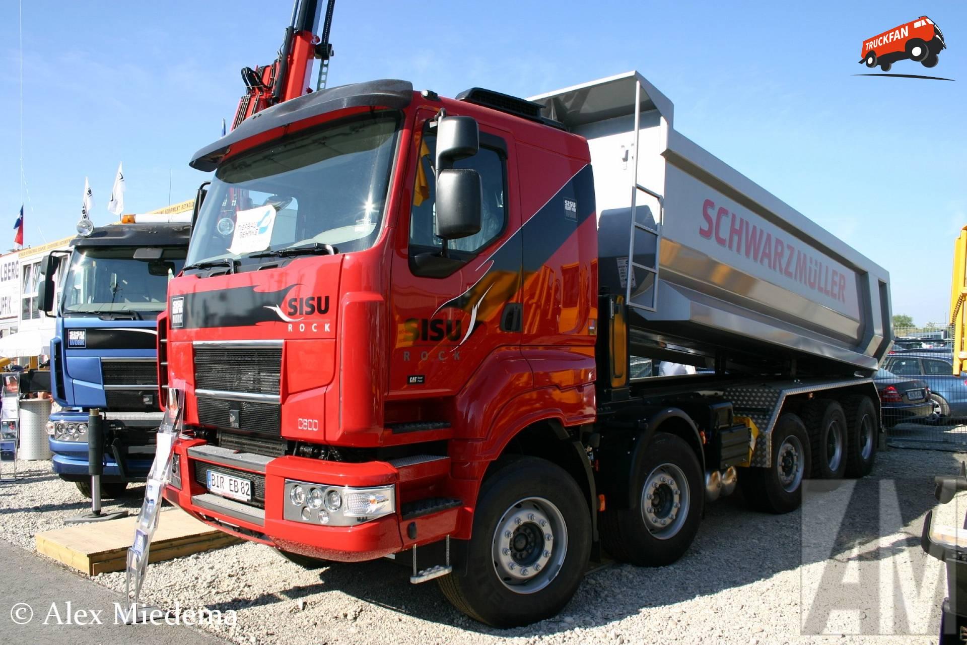 Sisu C600