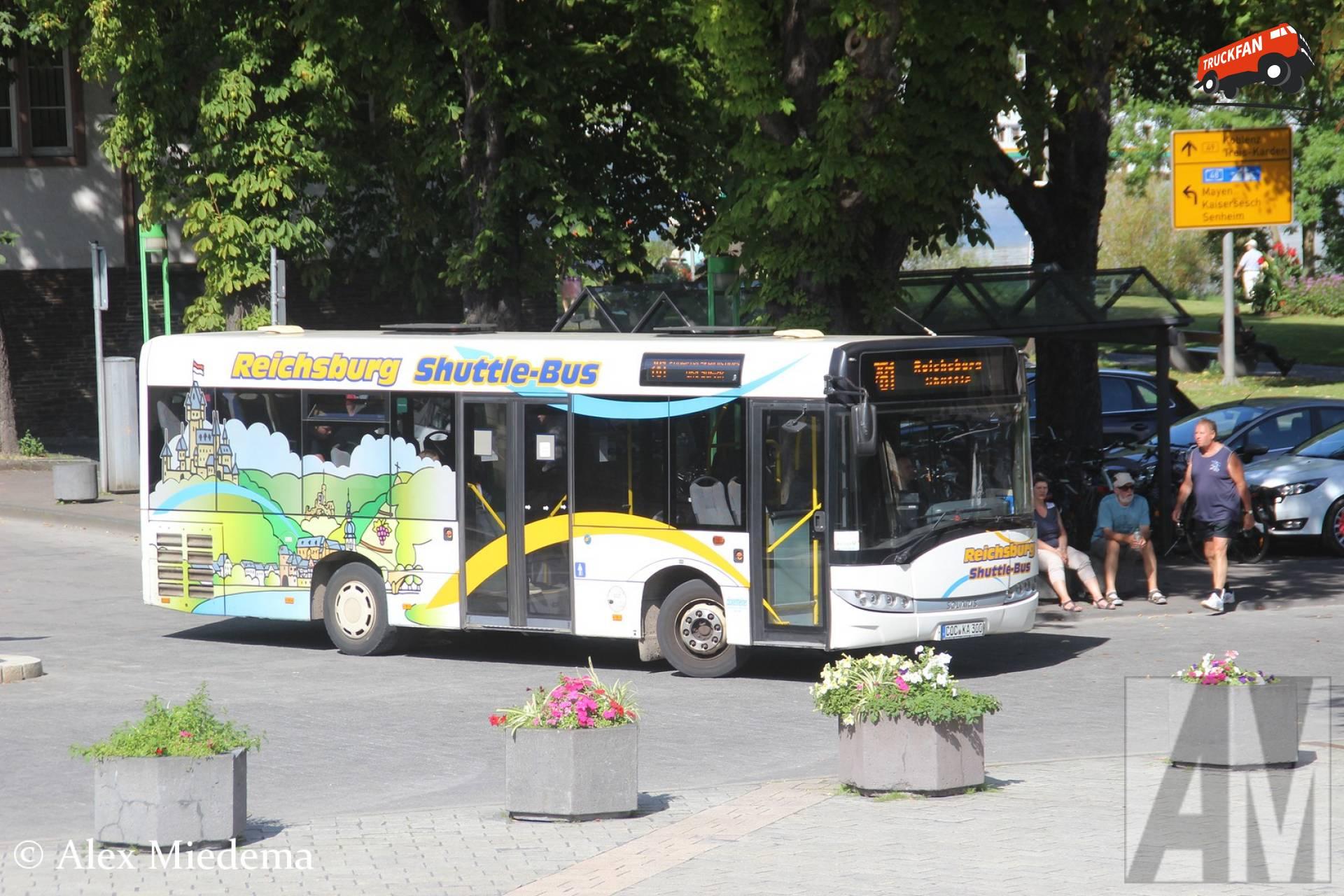 Solaris Urbino 8