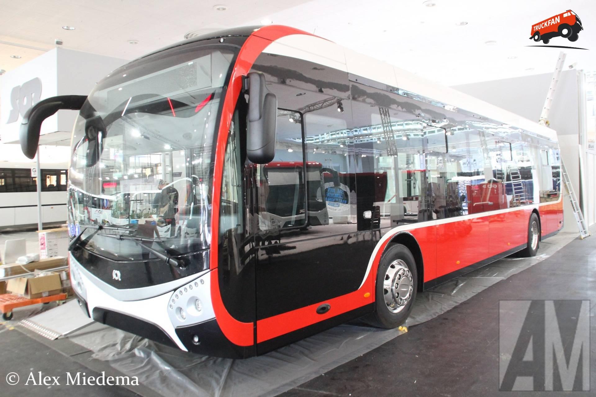 SOR lijnbus