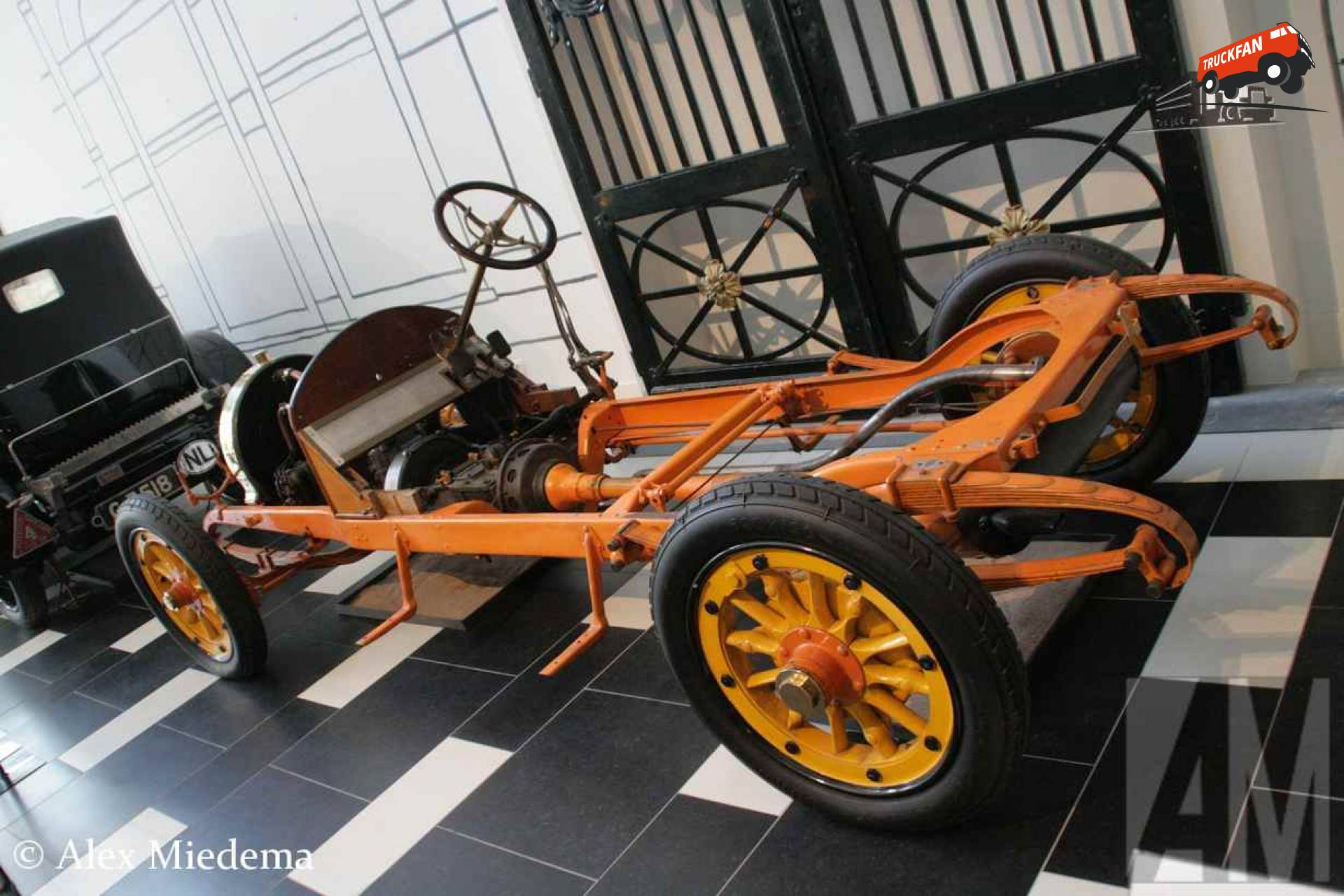Spyker 18 pk