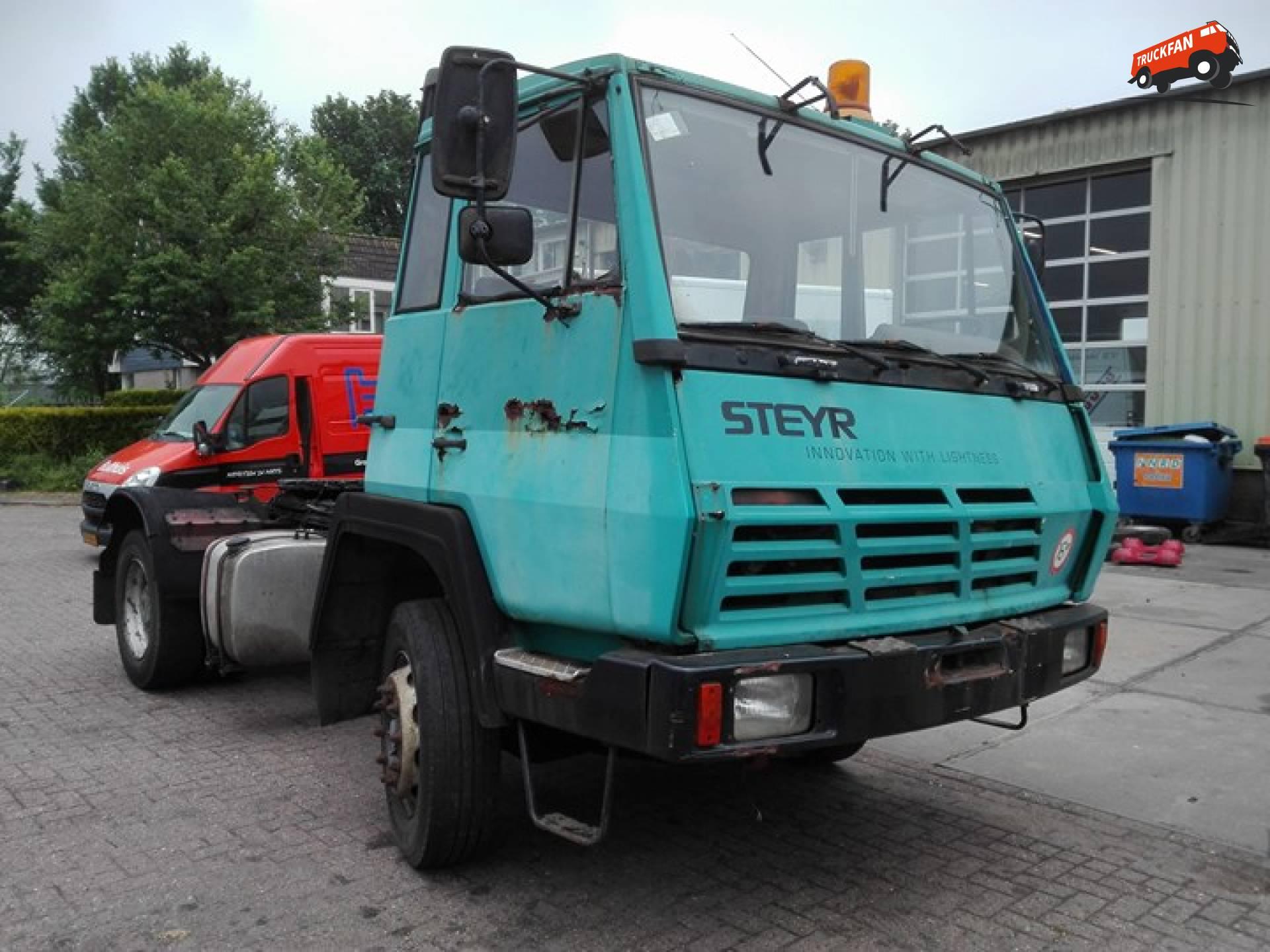 Steyr overig/onbekend