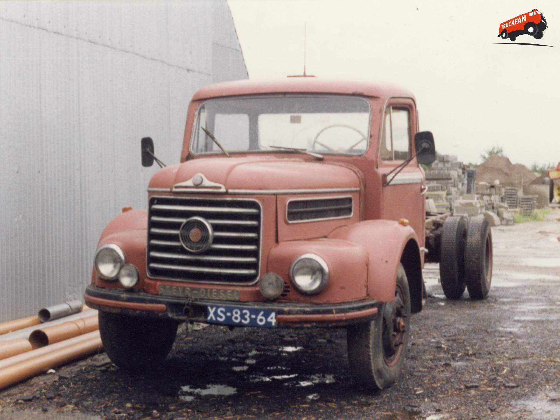 Steyr 586
