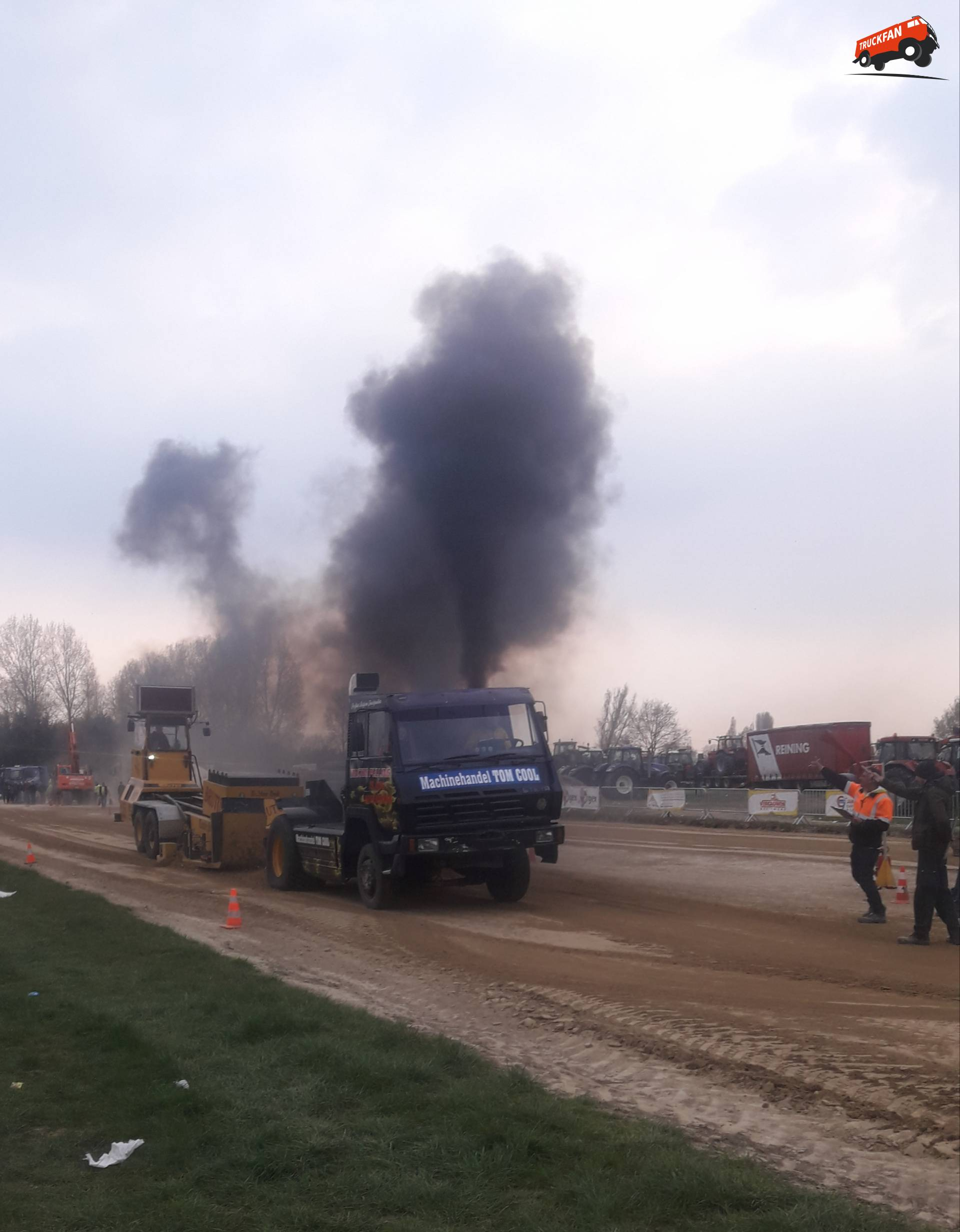 Steyr Vrachtwagen