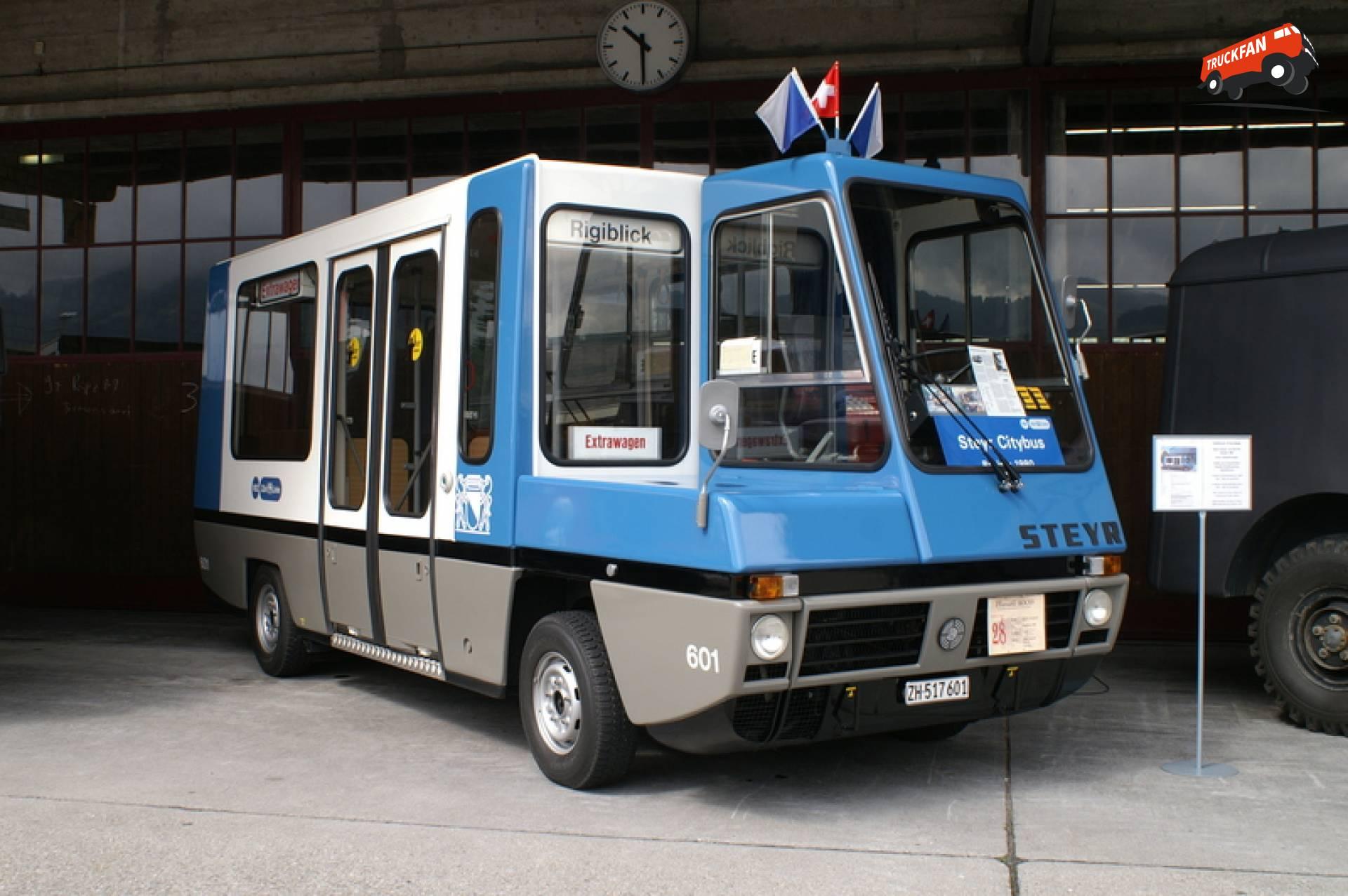 Steyr City-Bus