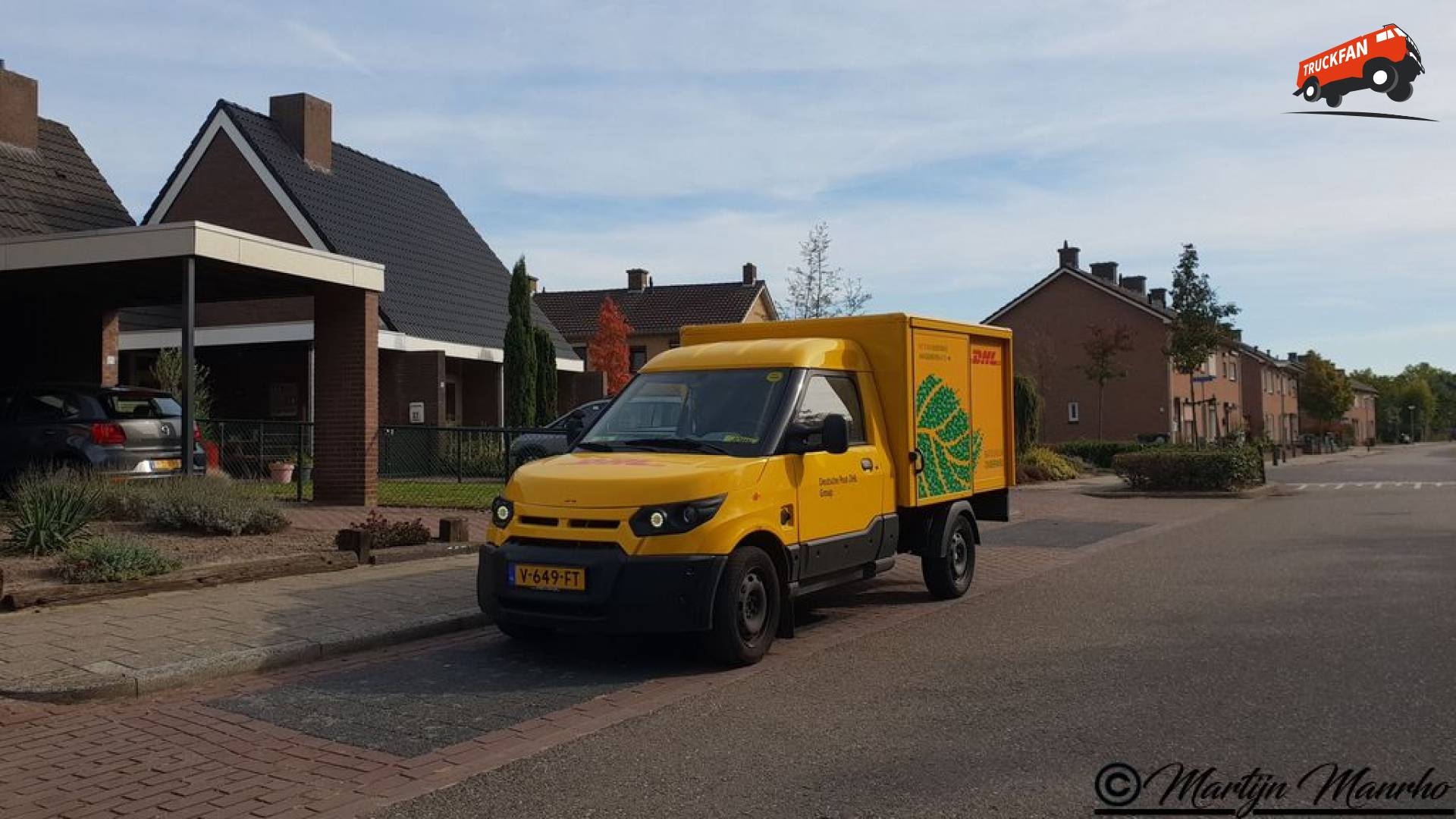 Streetscooter onbekend/overig