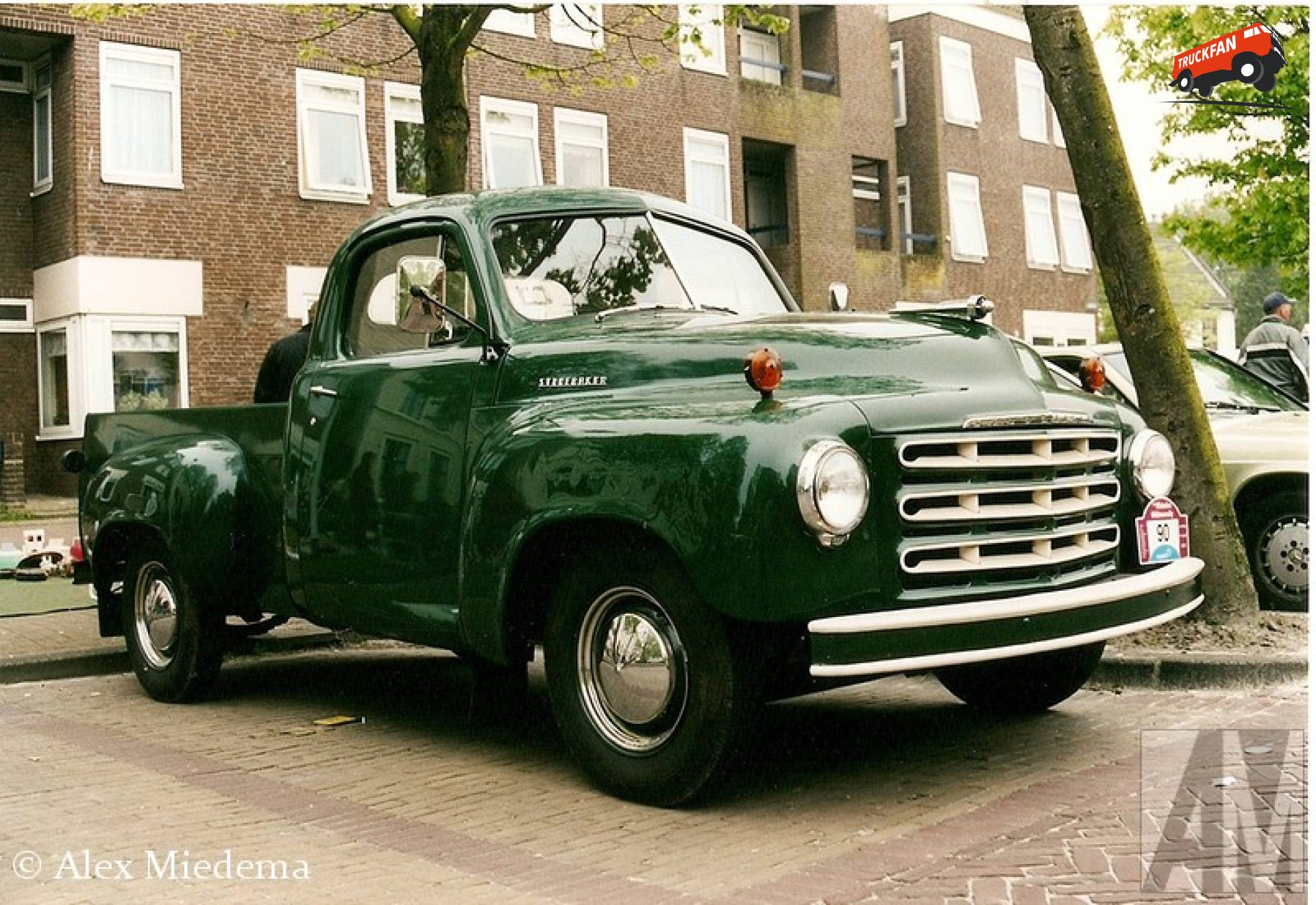 Studebaker R5