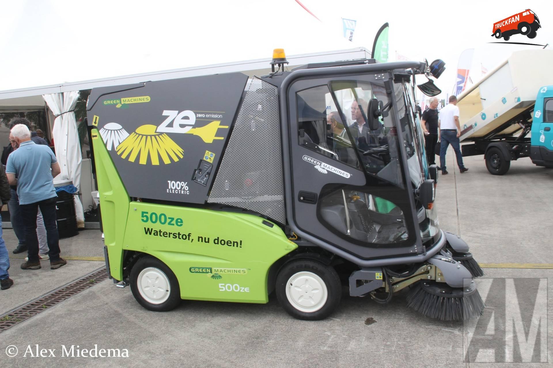 Greenmachines 500ze
