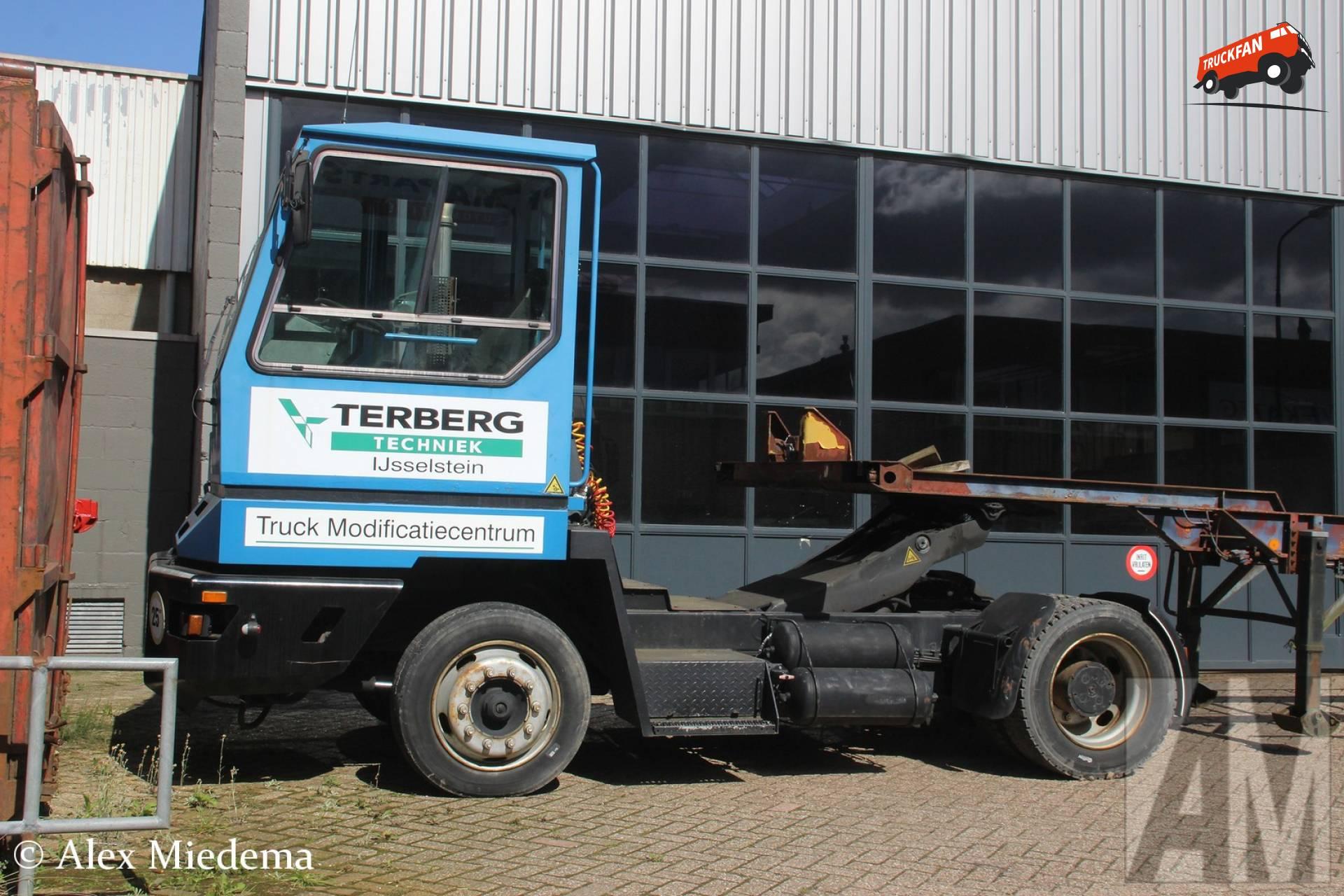 Terberg YT-serie