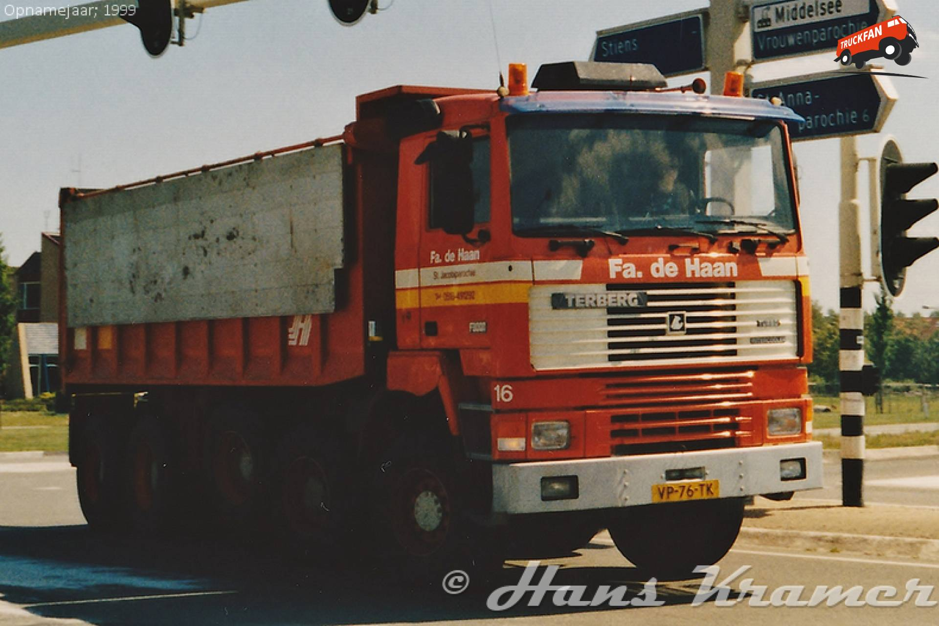 Terberg F2000