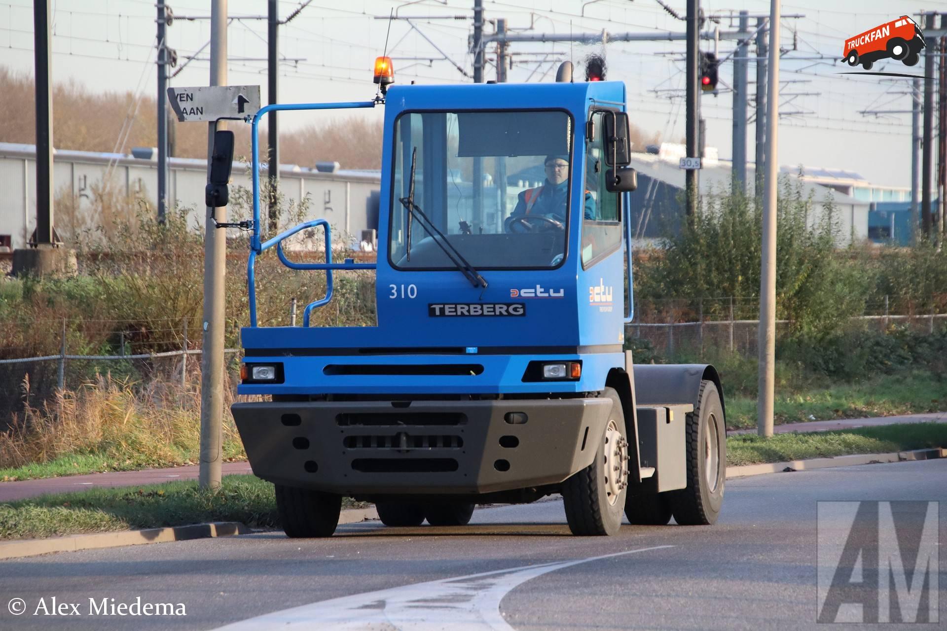 Terberg terminaltrekker
