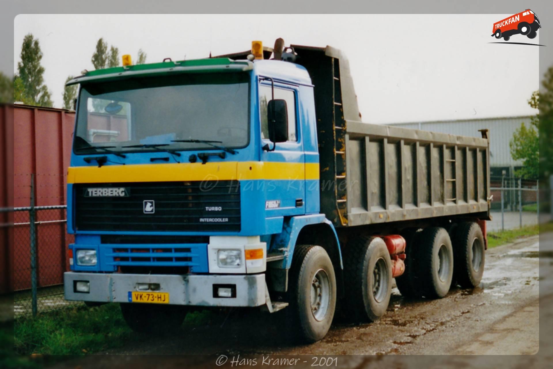 Terberg F1850