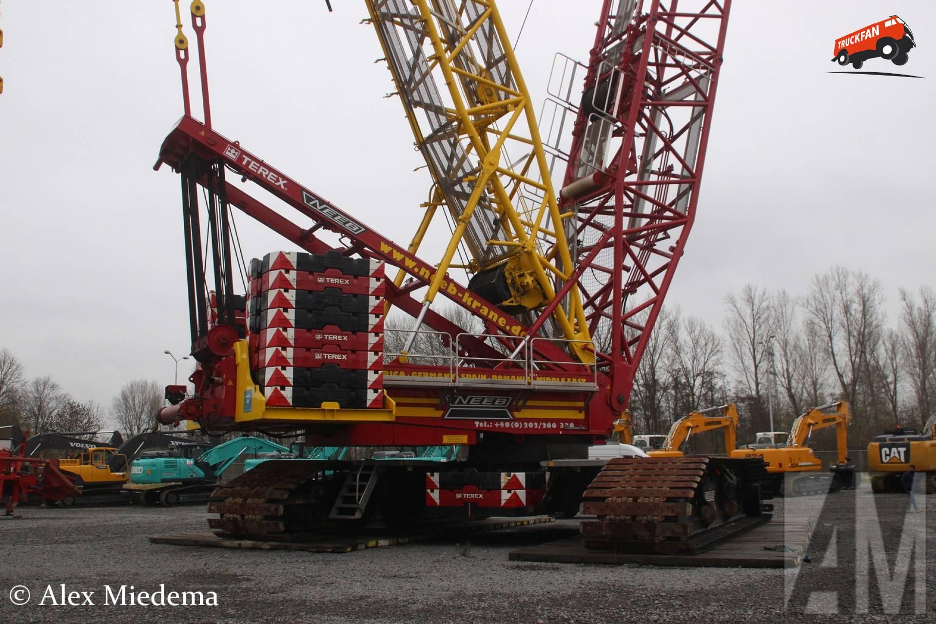 Terex Superlift 3800