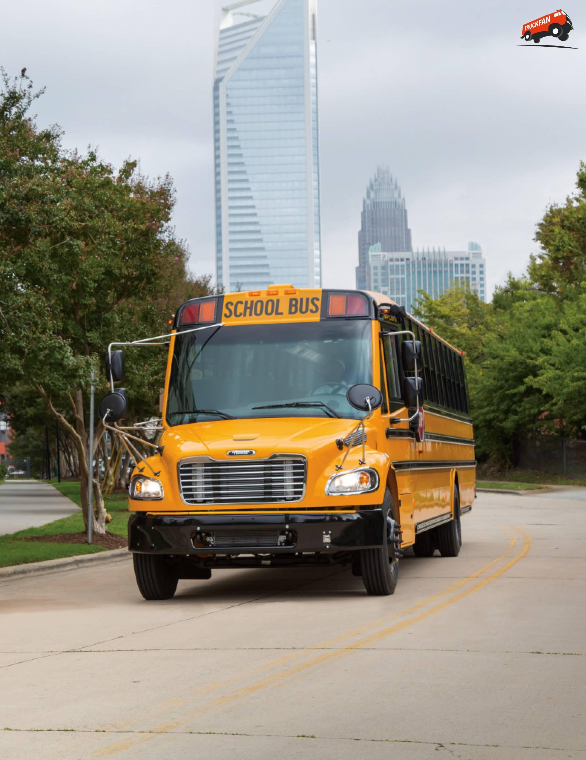 Thomas Built Bus Saf-T-Liner® C2