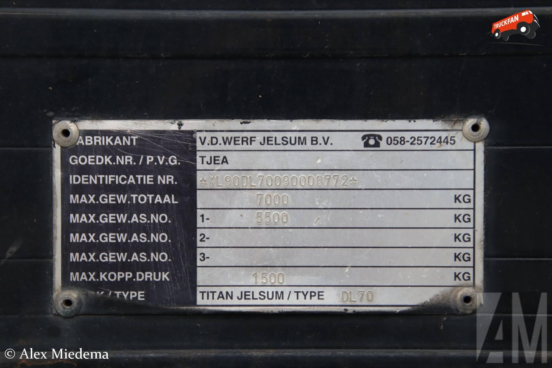Titan Jelsum DL70