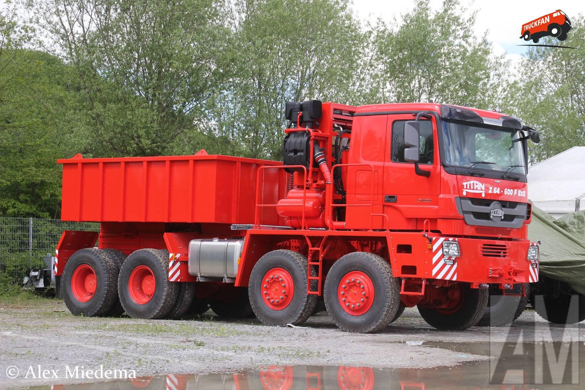 Titan Z64-600F