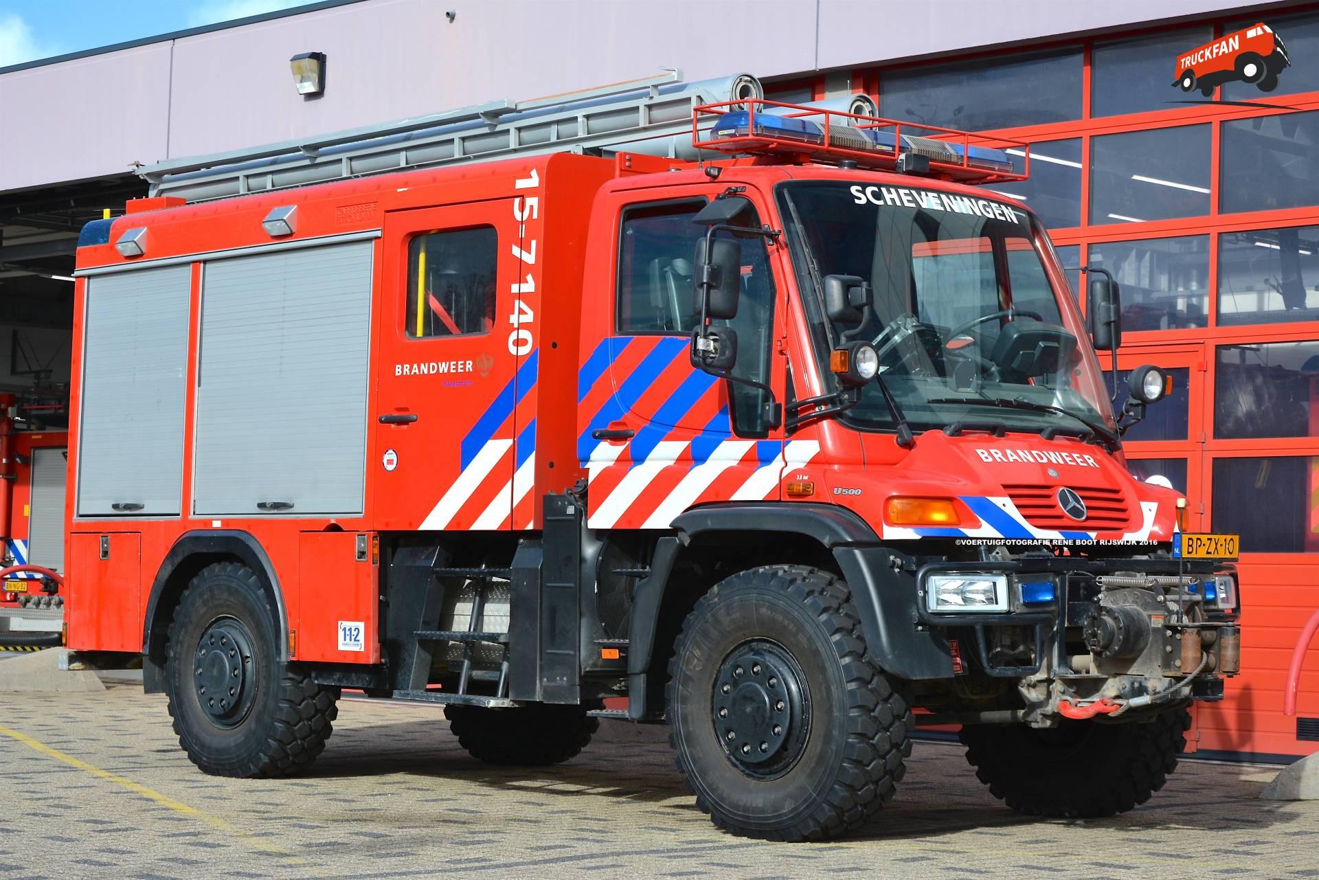 Unimog U500