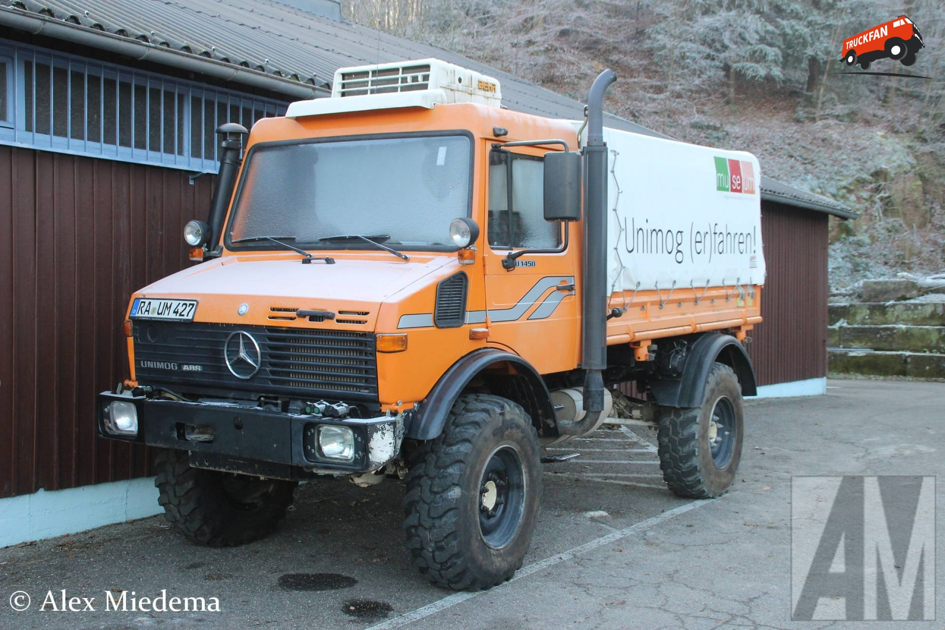 Unimog U1450
