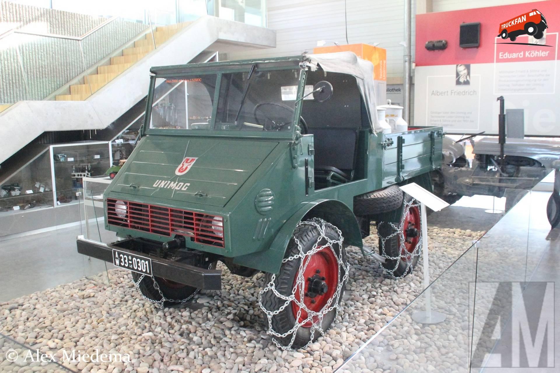 Unimog Prototype